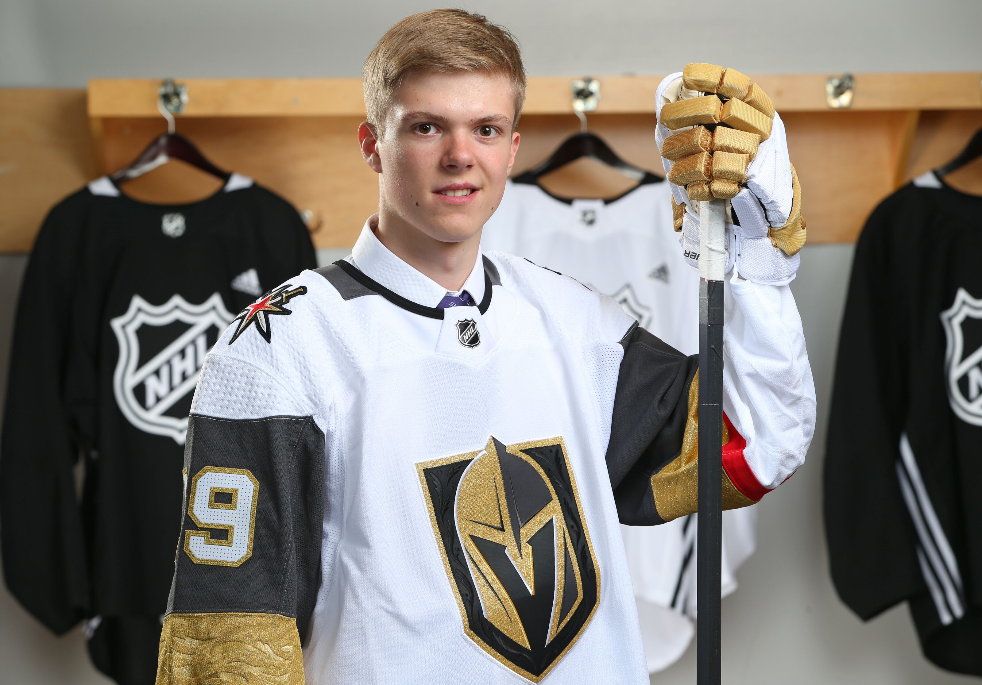 Vegas Golden Knights have two included in top prospects list