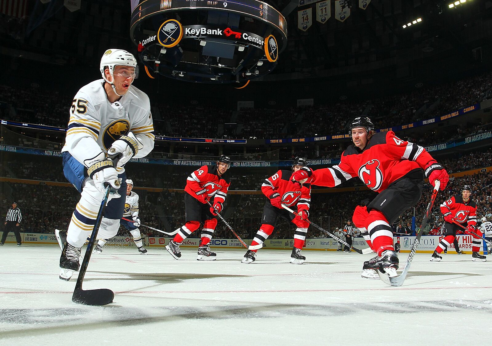 Vegas Golden Knights: Buffalo Sabres are the ideal trading partners