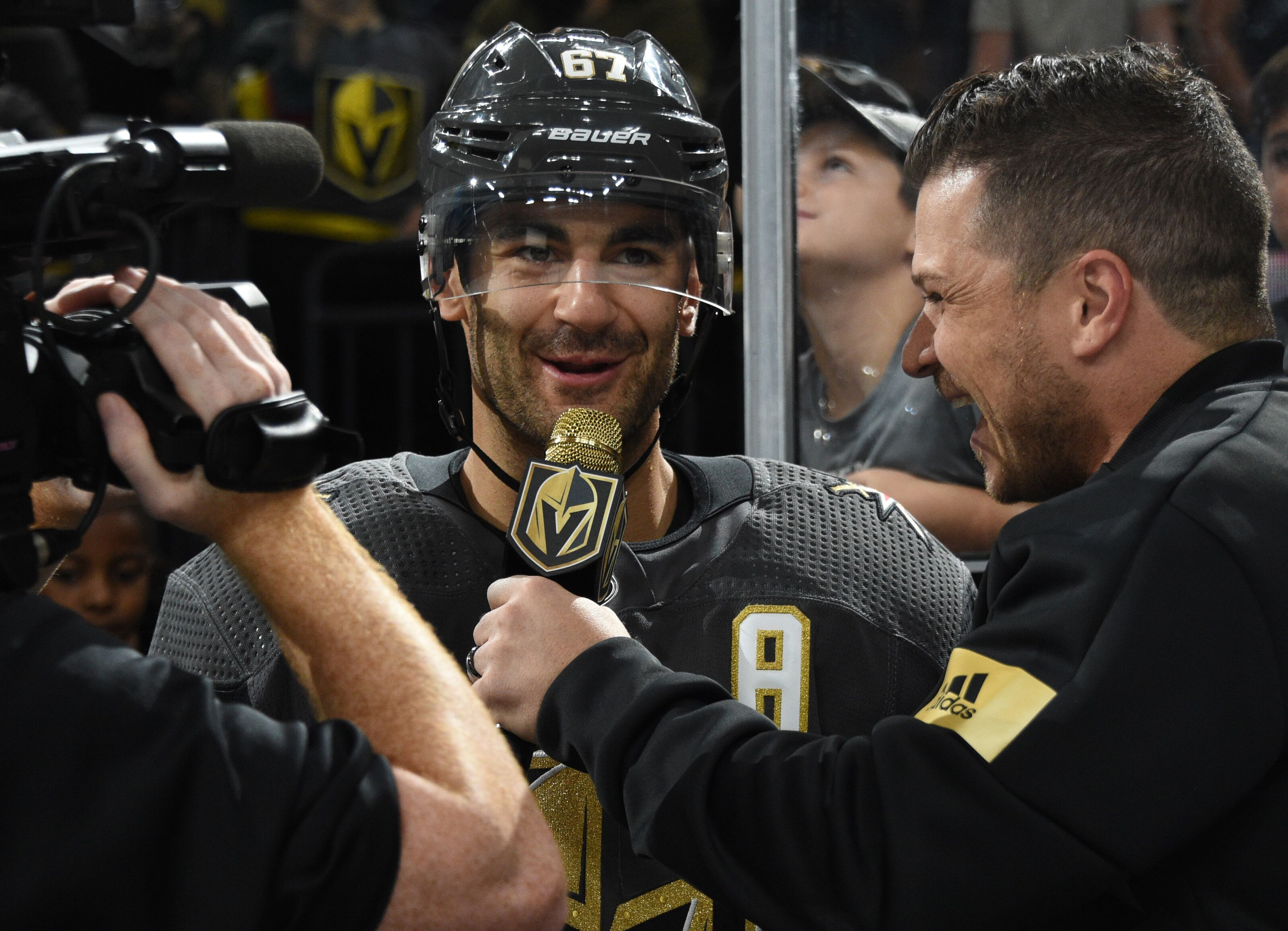 Vegas Golden Knights: Sights and sounds from preseason opener