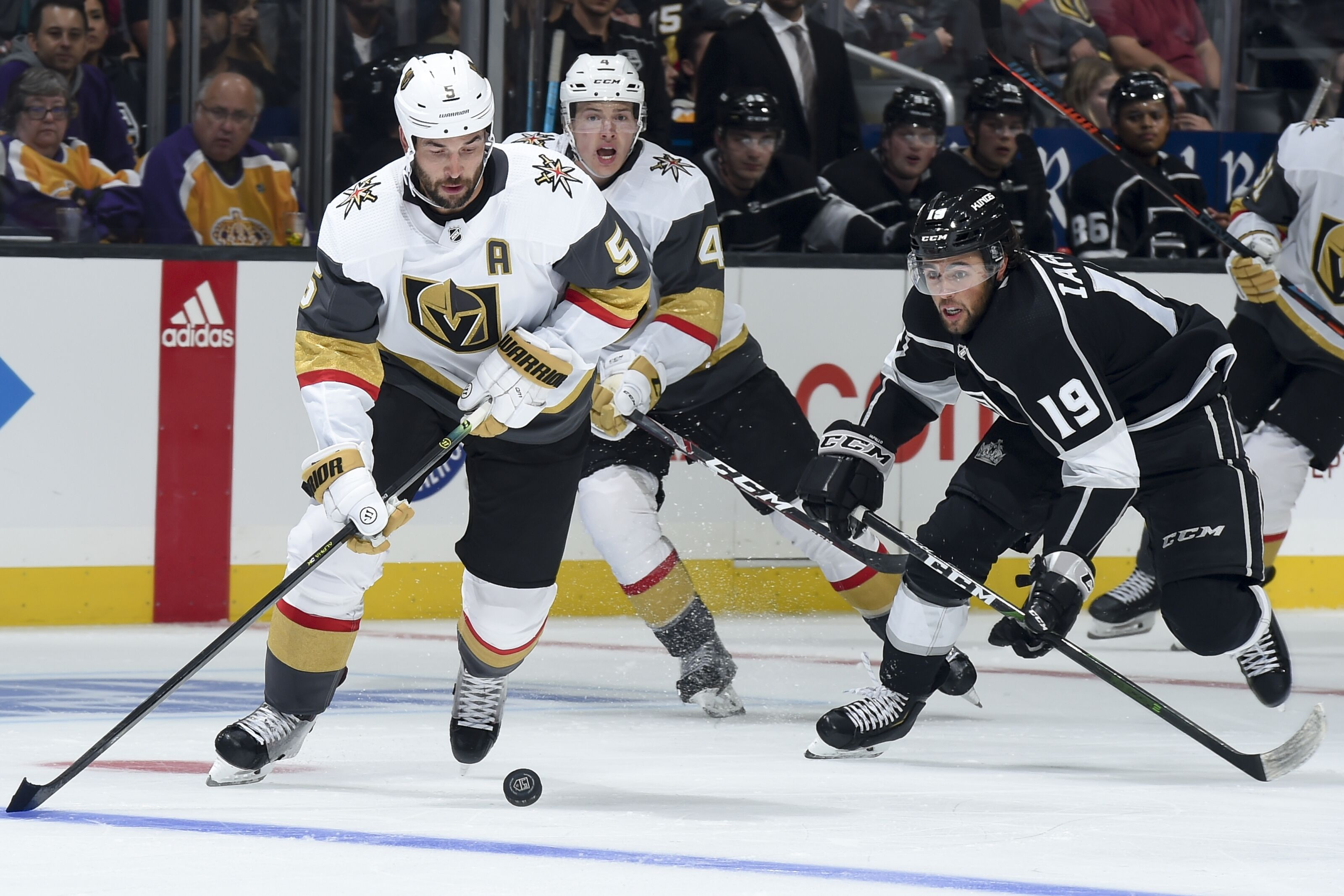 Vegas Golden Knights: Picking a team to storm Area 51 with