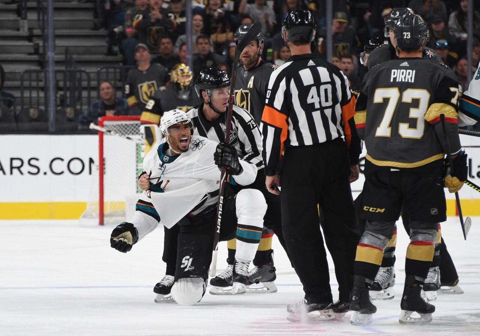 Vegas Golden Knights: Kane suspended, less fireworks?