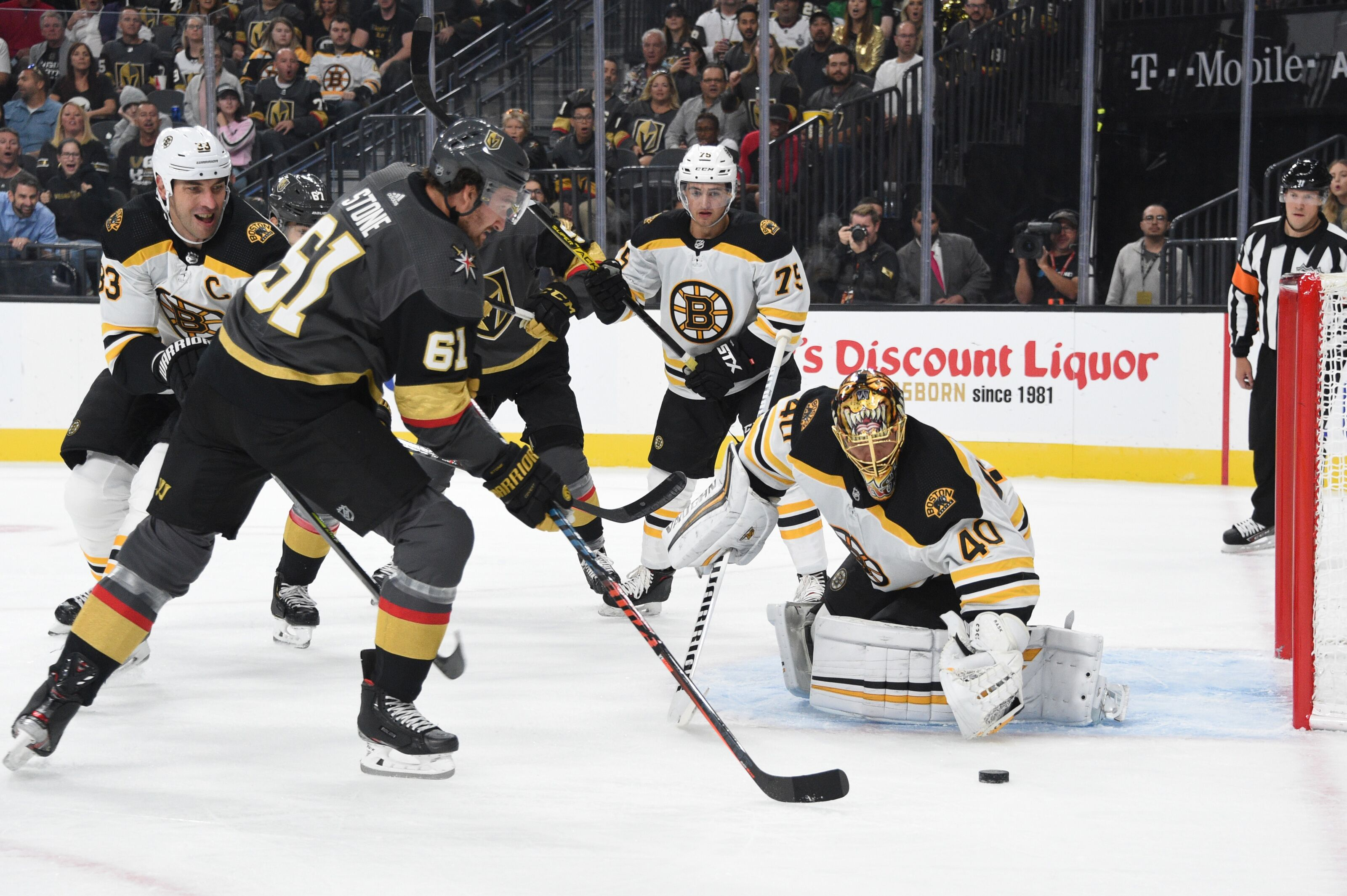 Vegas Golden Knights: Pros and Cons from loss to the Bruins