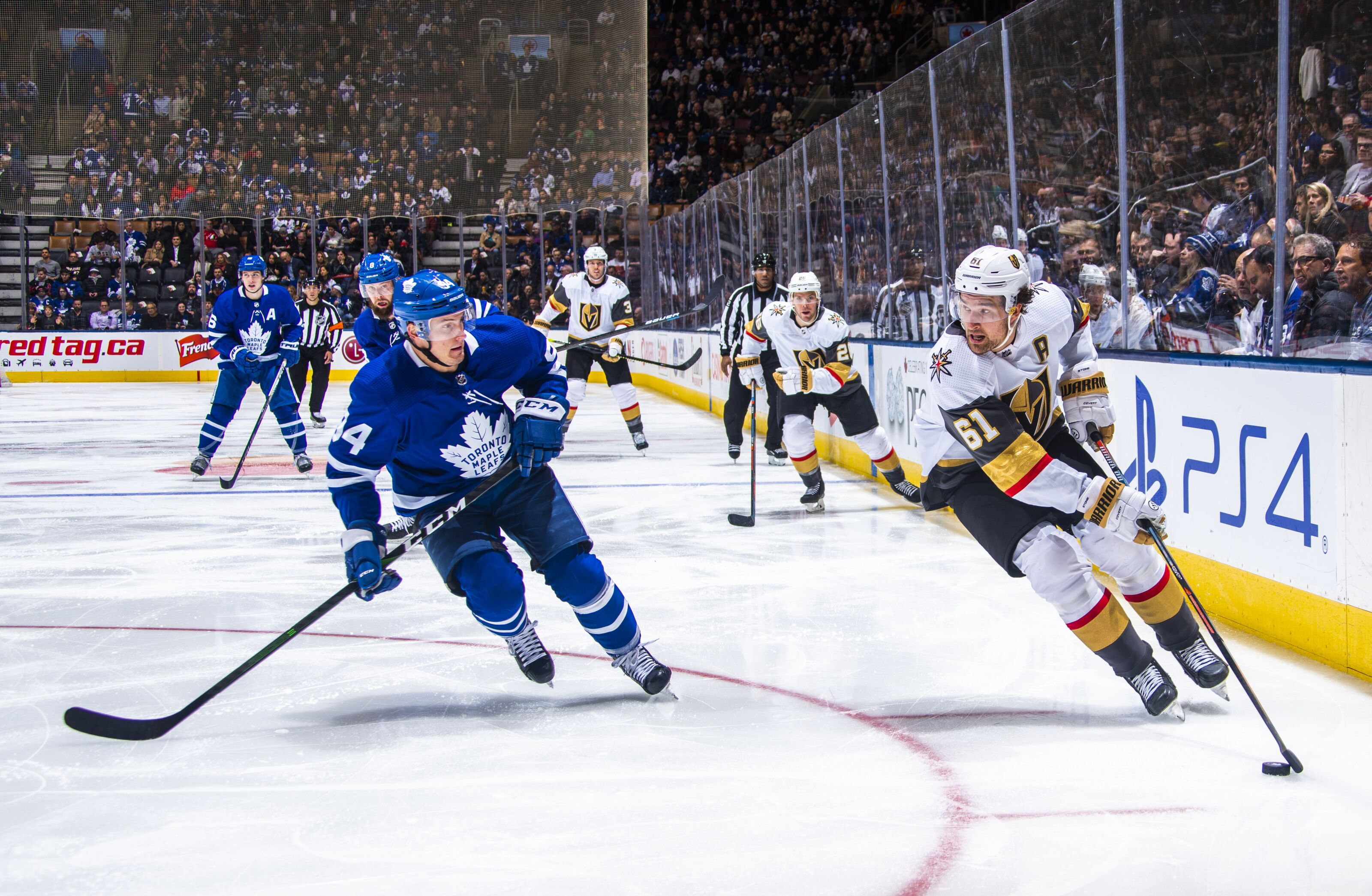 Vegas Golden Knights vs. Toronto Maple Leafs: Date, Time, More