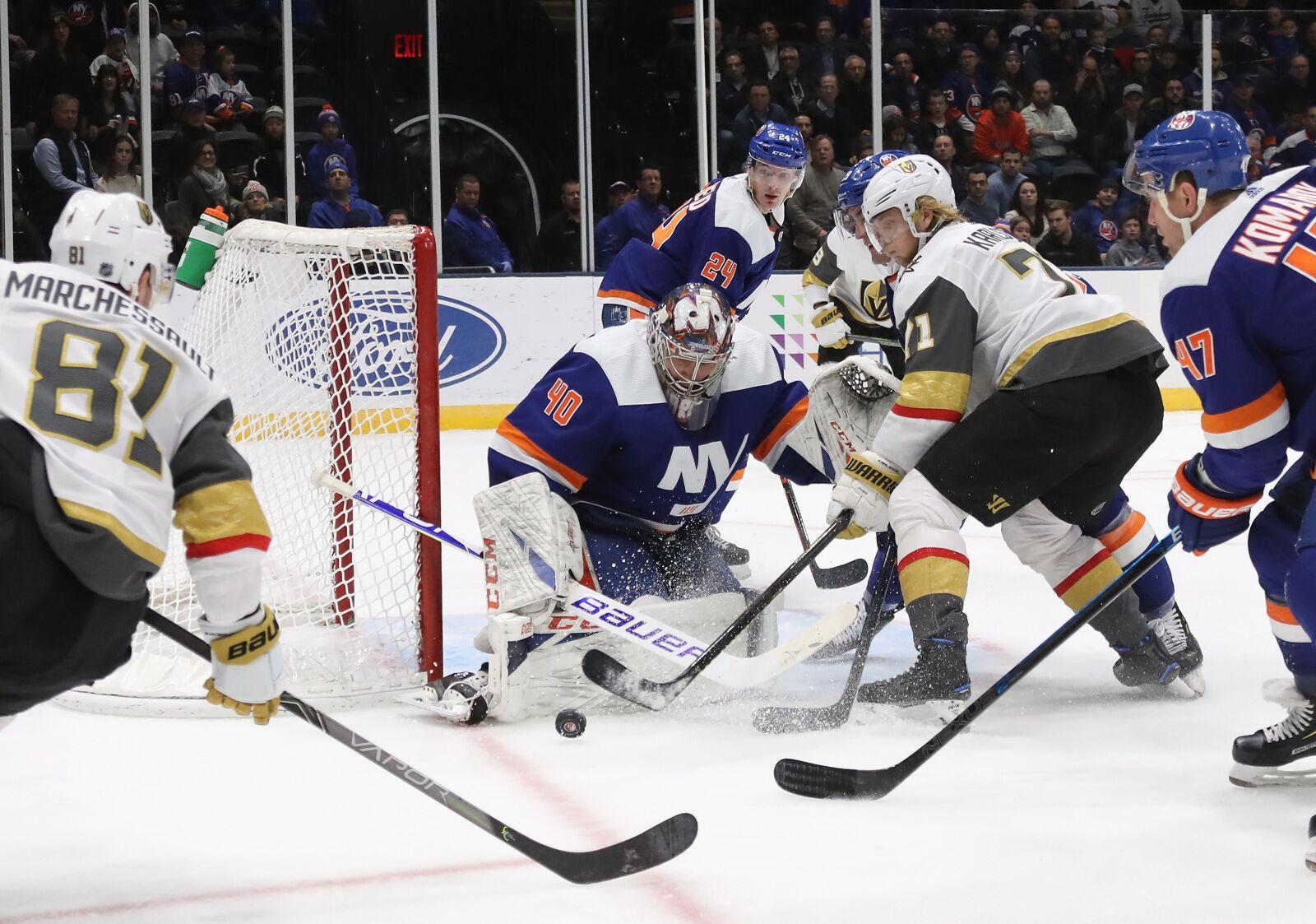 Vegas Golden Knights Vs. New York Islanders Storylines