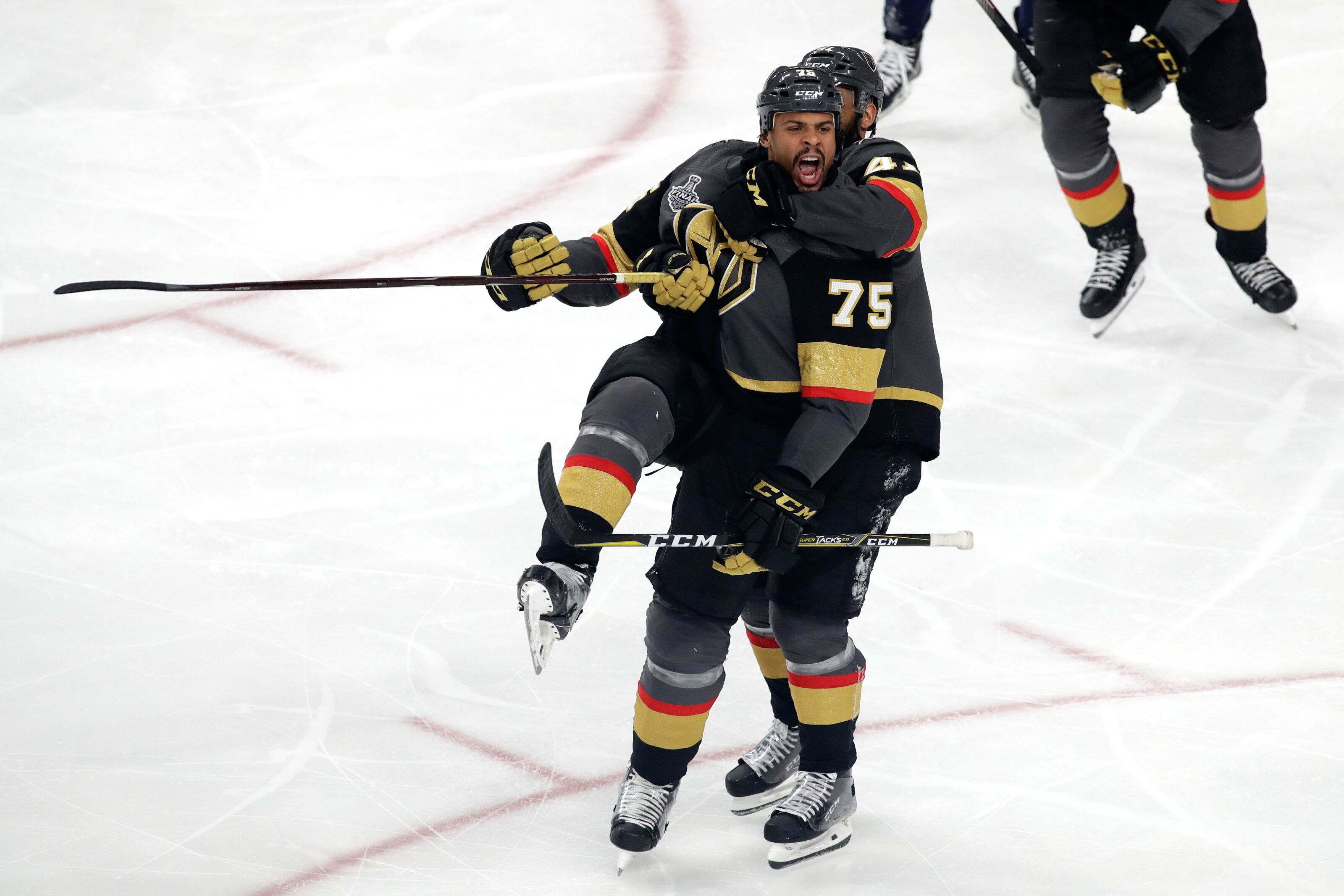 cc439497 Vegas Golden Knights: Ryan Reaves Providing A Significant Impact