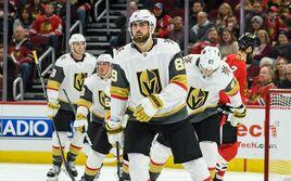 8b1c3c3f092 Vegas Golden Knights  Alex Tuch Is Becoming An NHL ...