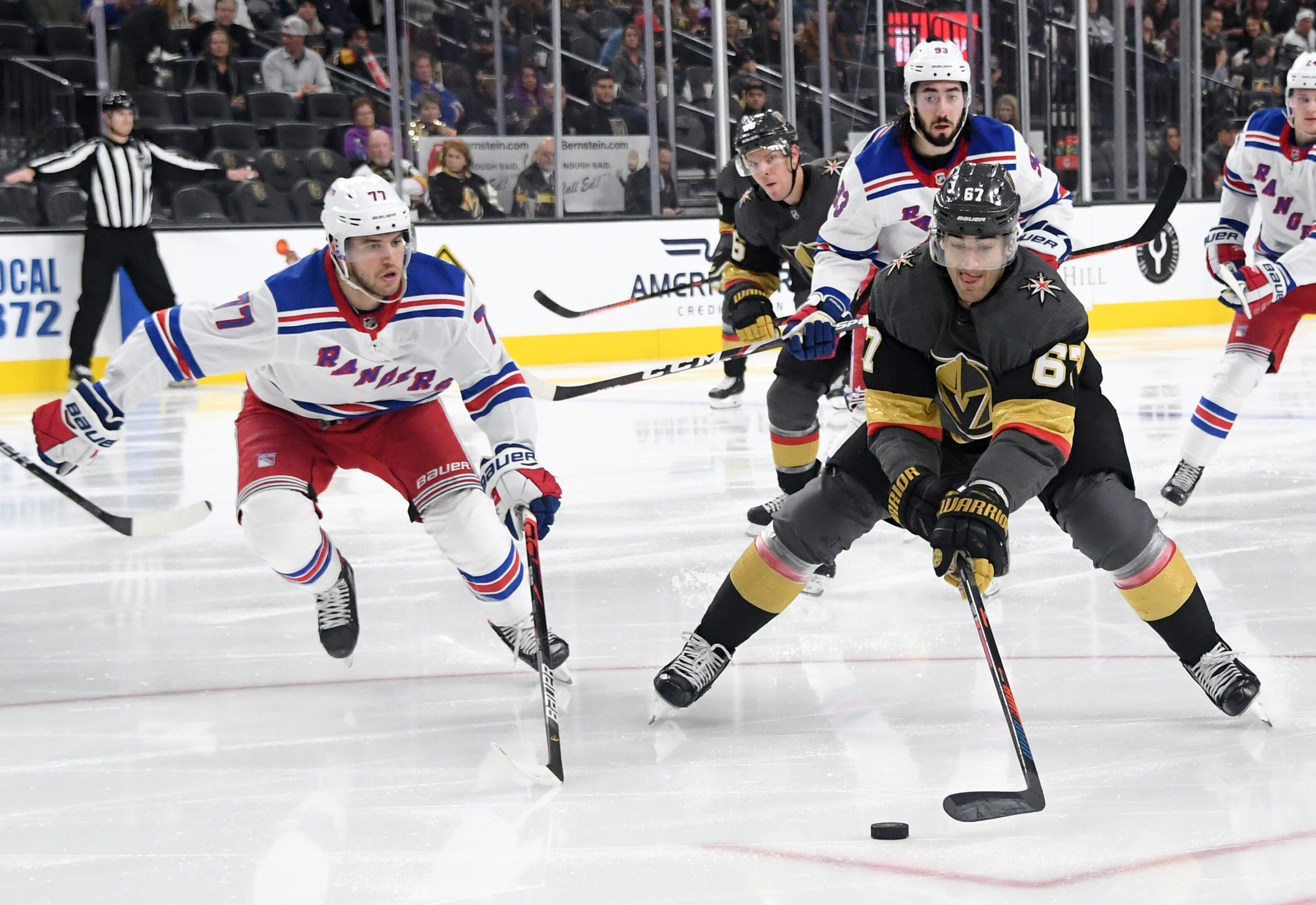 Vegas Golden Knights: 3 takeaways from blowout loss to Rangers