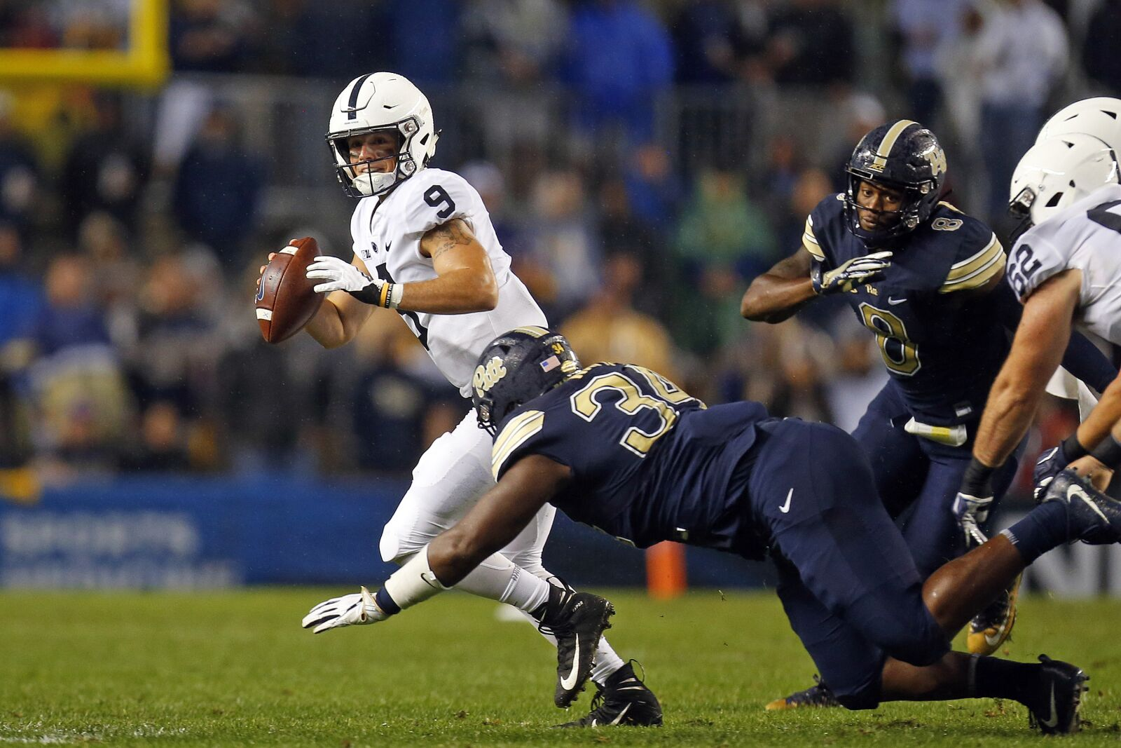 Penn State Football: The talk of multiple spots is real for Trace McSorley