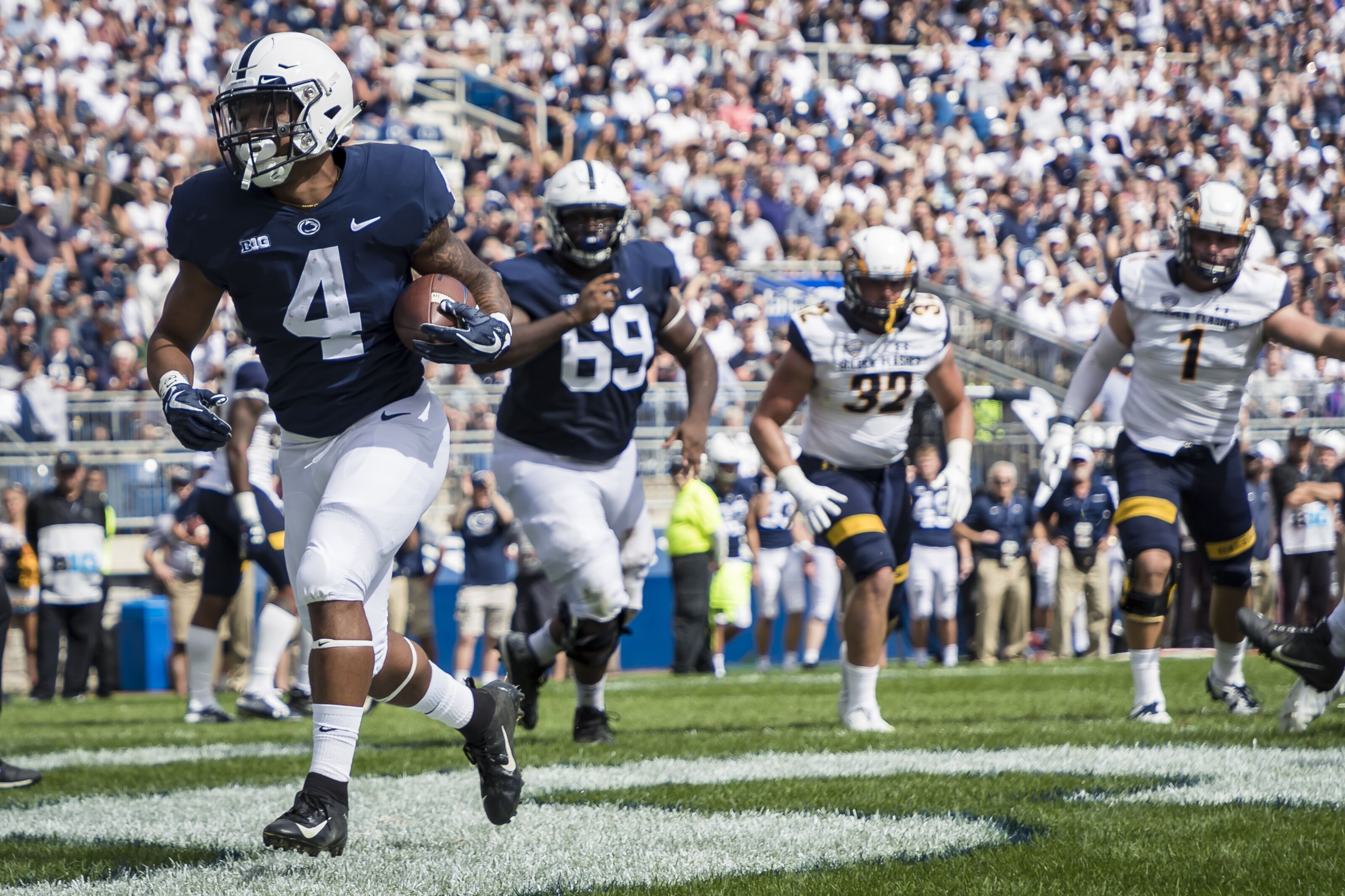 Kirk Herbstreit believes Penn State football doesn't have question marks on offense