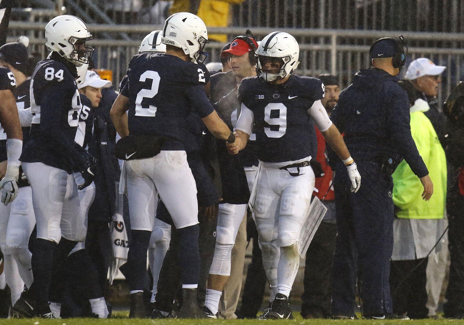 Penn State Football  Quarterback Report Post Iowa 2018 562c28d6d