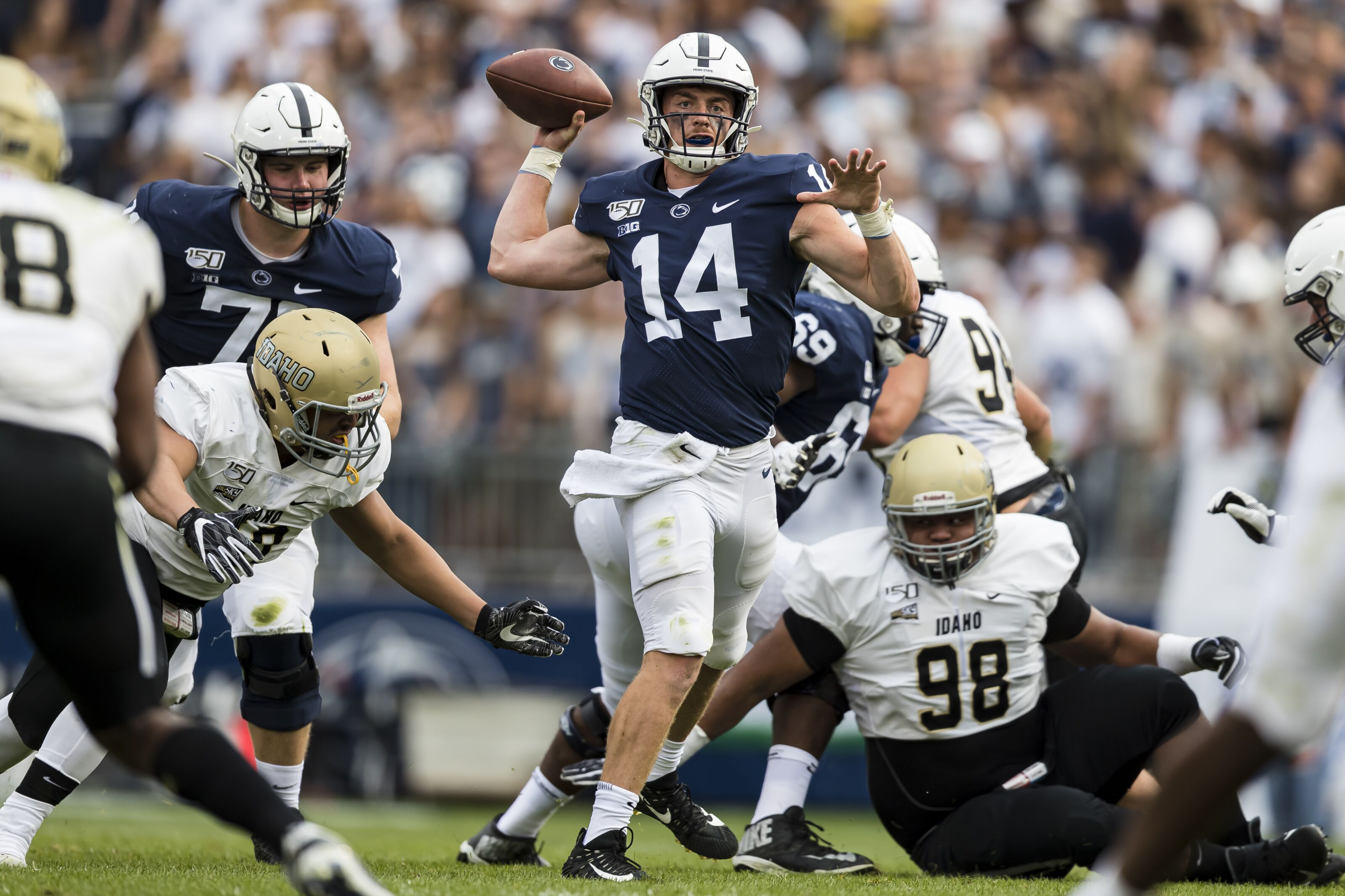 Penn State football: What are the chances of making the playoffs right now?