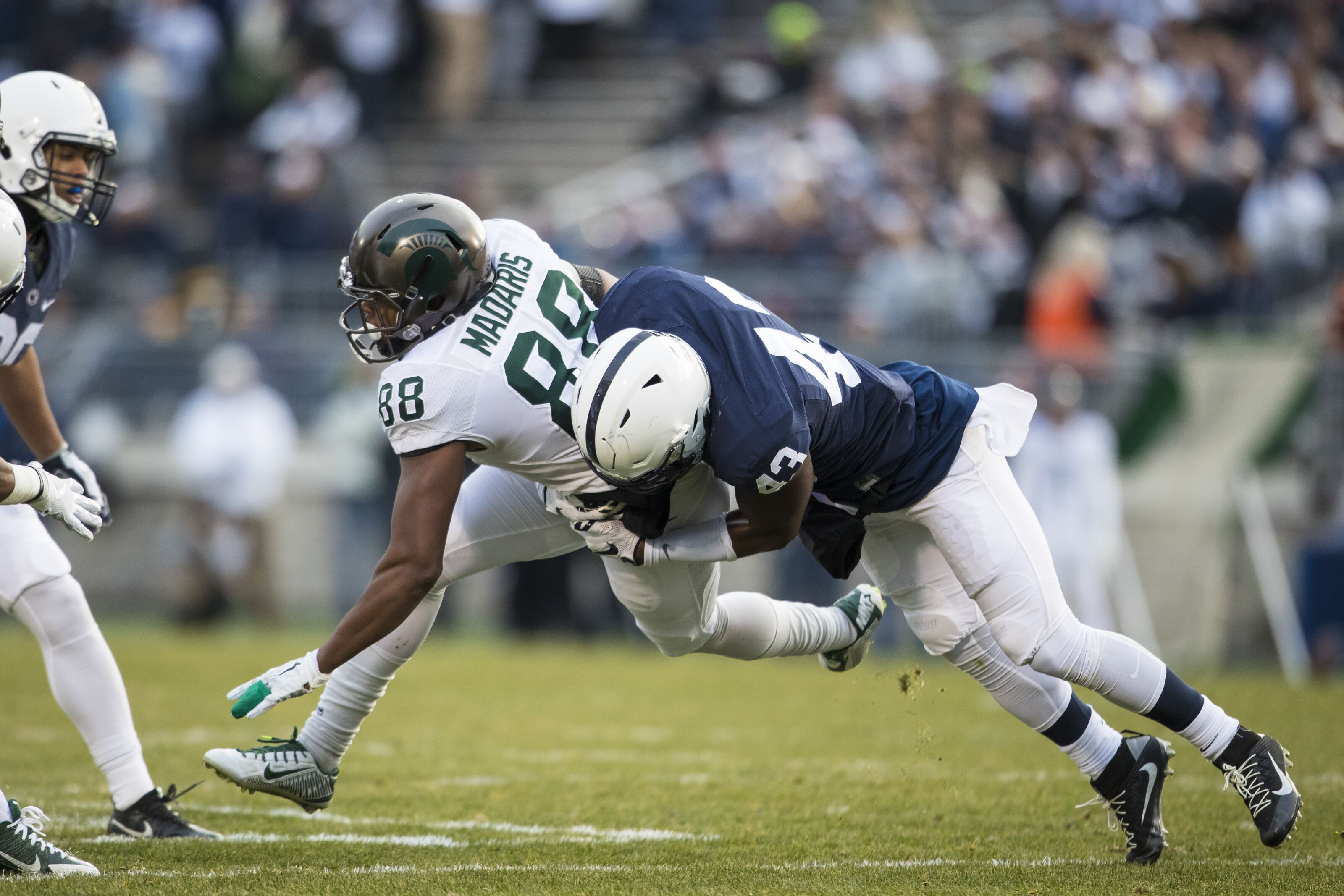 81a0d33a3f0 Penn State Football: Return of Manny Bowen gives needed boost to linebackers
