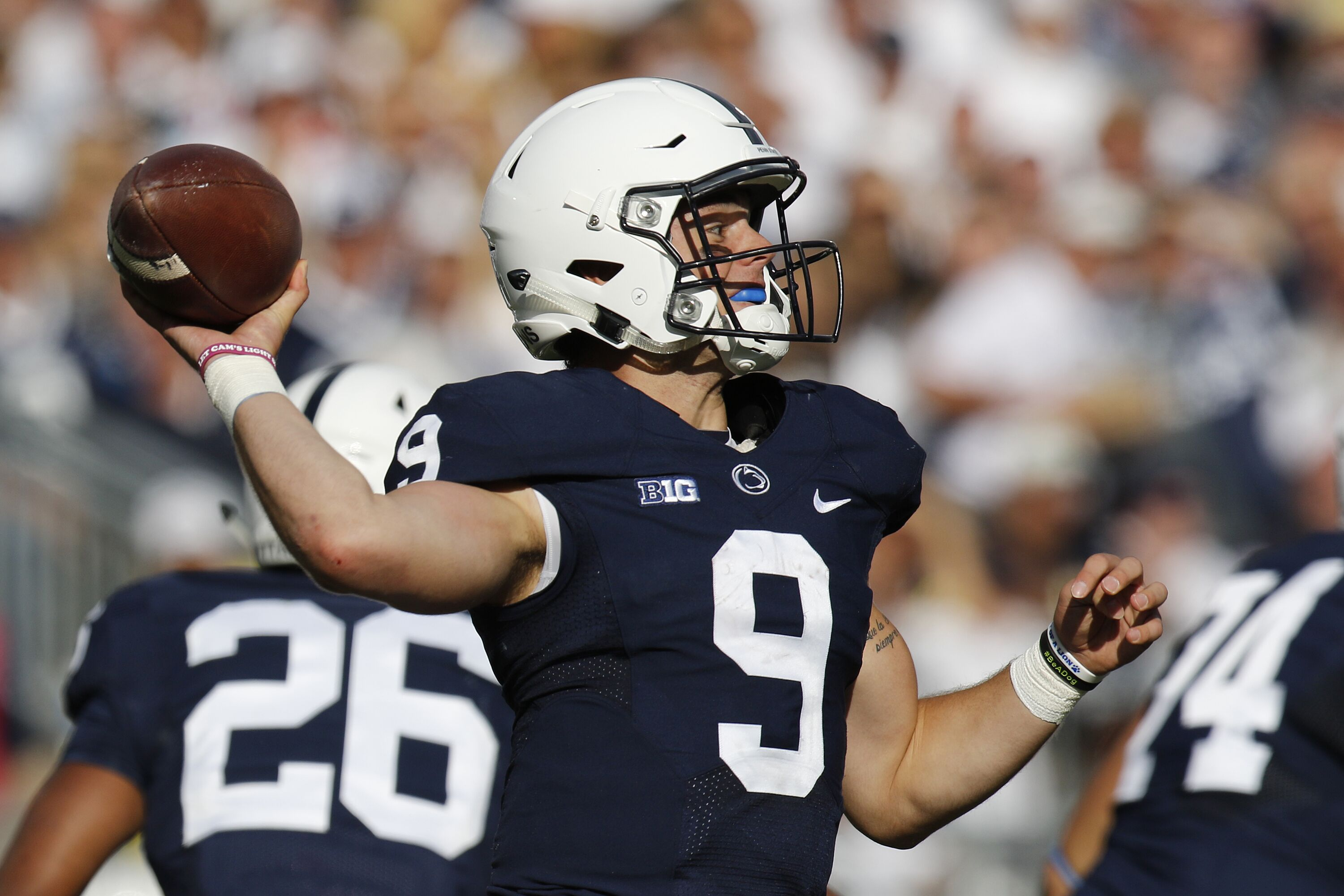 pretty nice ae7c3 57835 Penn State Football: Why Trace McSorley differs from most ...