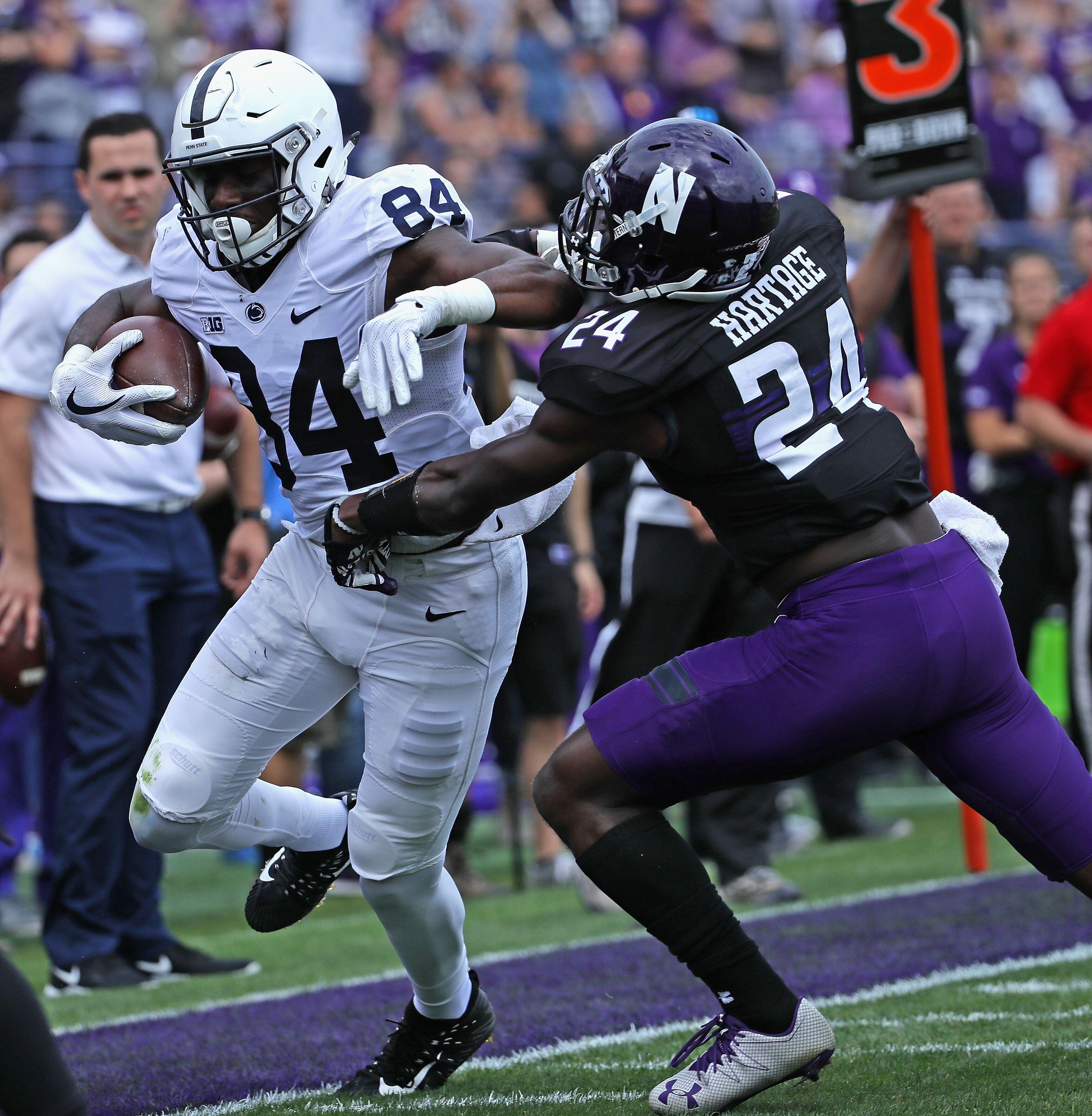 Penn State Football: Juwan Johnson 2017 regular season rewind