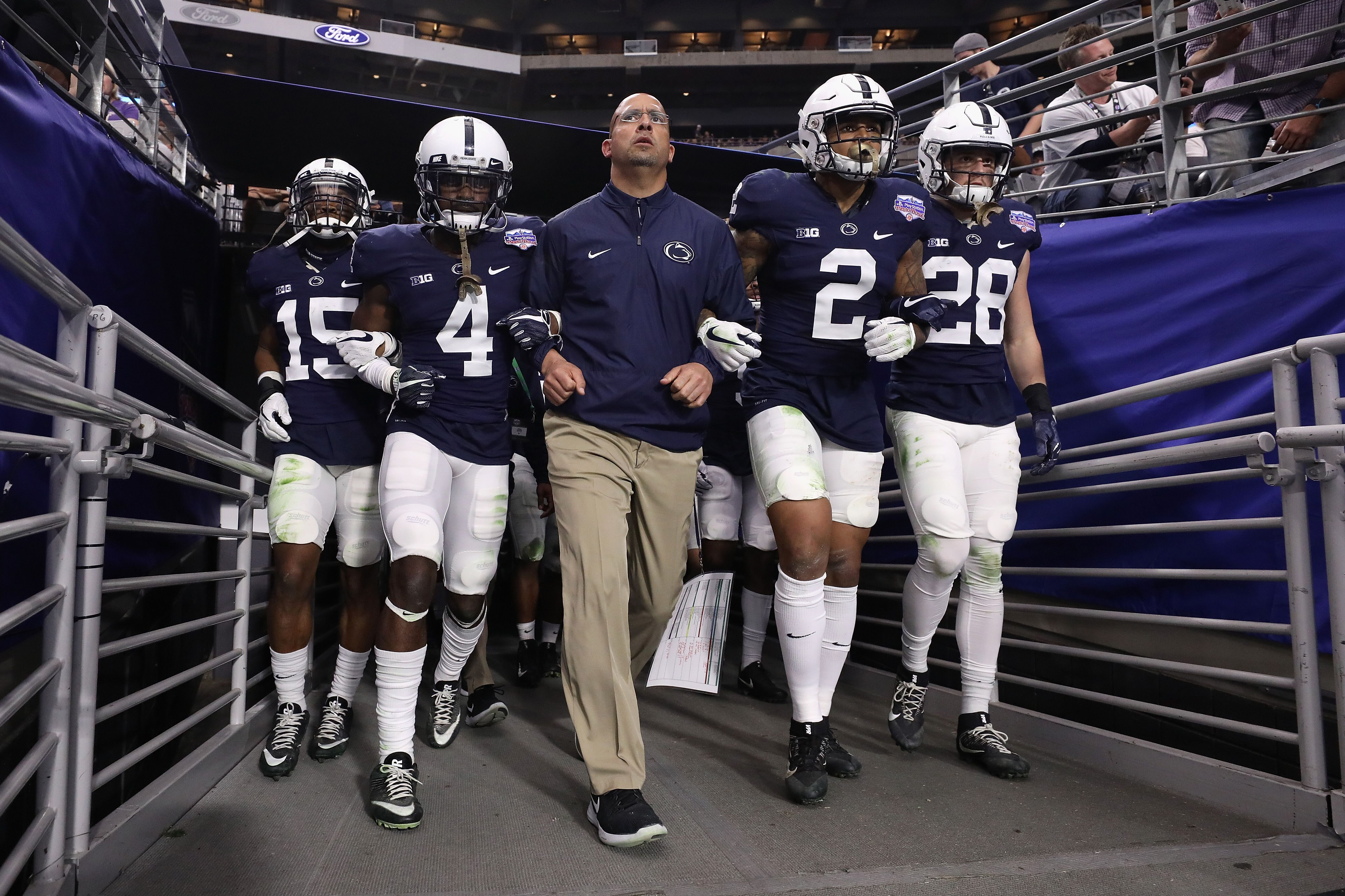 Penn State Football News Briefing: Recruiting commitments, what to do with Stevens