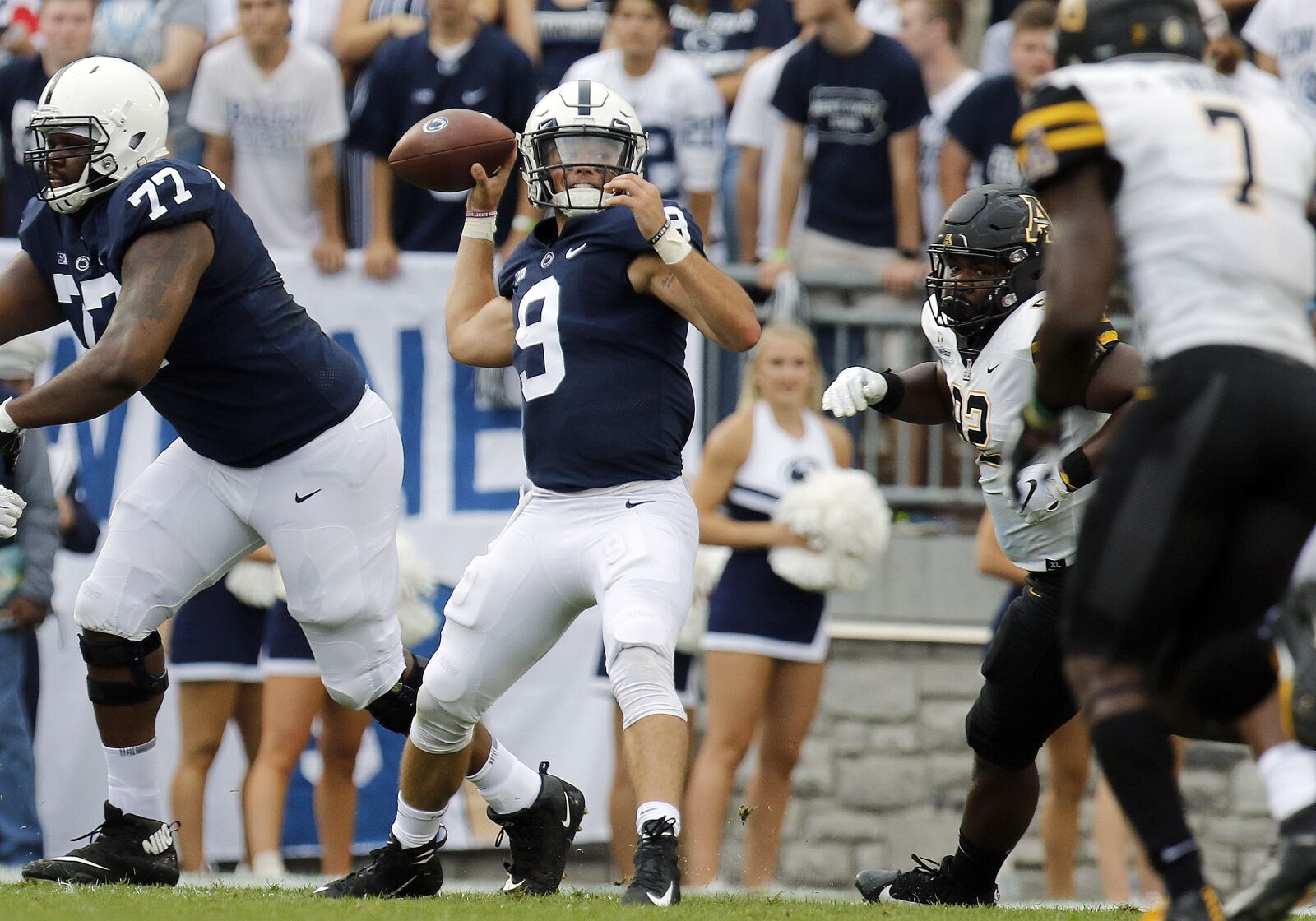 Penn State Football: Trace McSorley will make statement with win No. 30