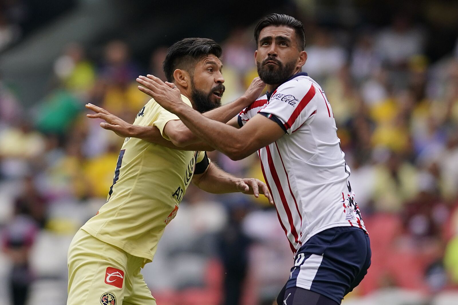 All eyes on América and Chivas as knockout round now set
