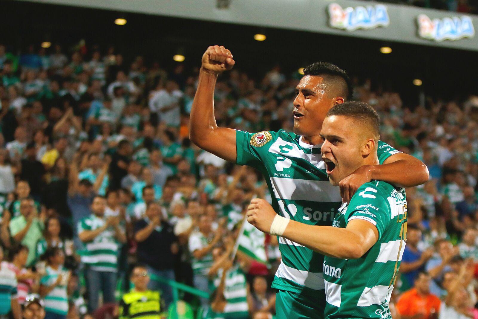 Santos displaces Cruz Azul atop Liga MX standings