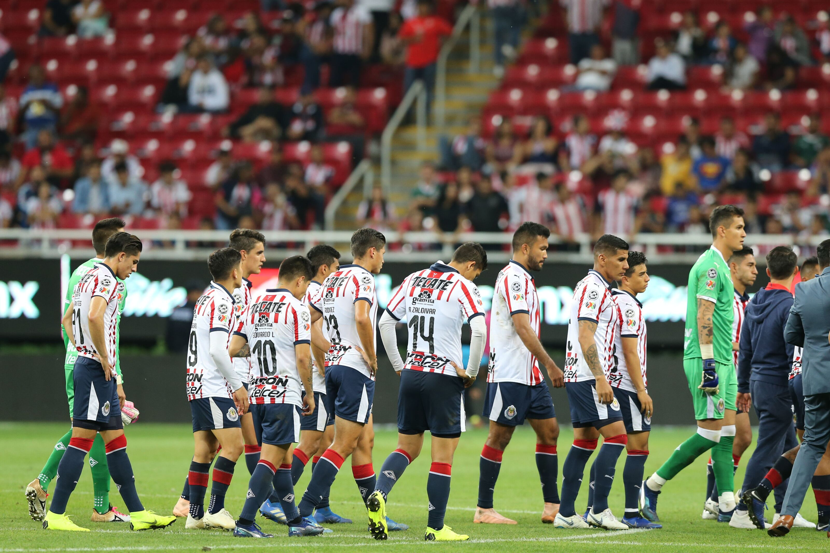 Liga Mx Chivas Needs To Win To Face Real Madrid In Fifa World Cup