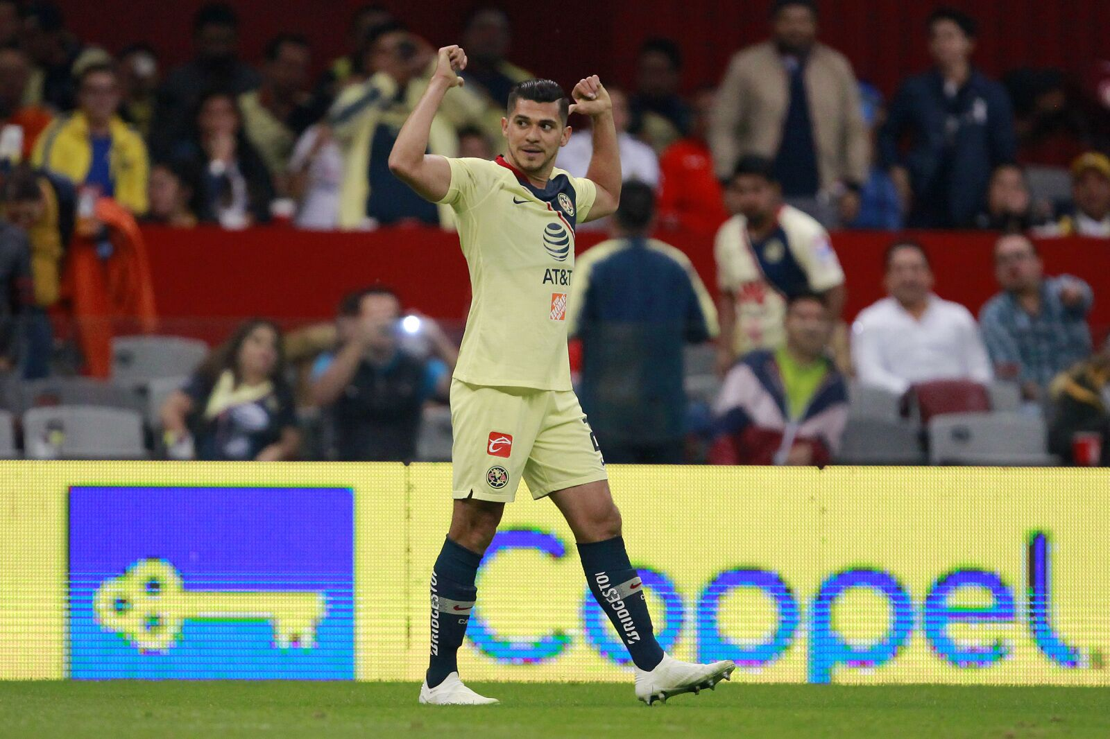 93b9750bedb Liga MX: Henry Martin to stay at America amid rumors - Viva Liga MX