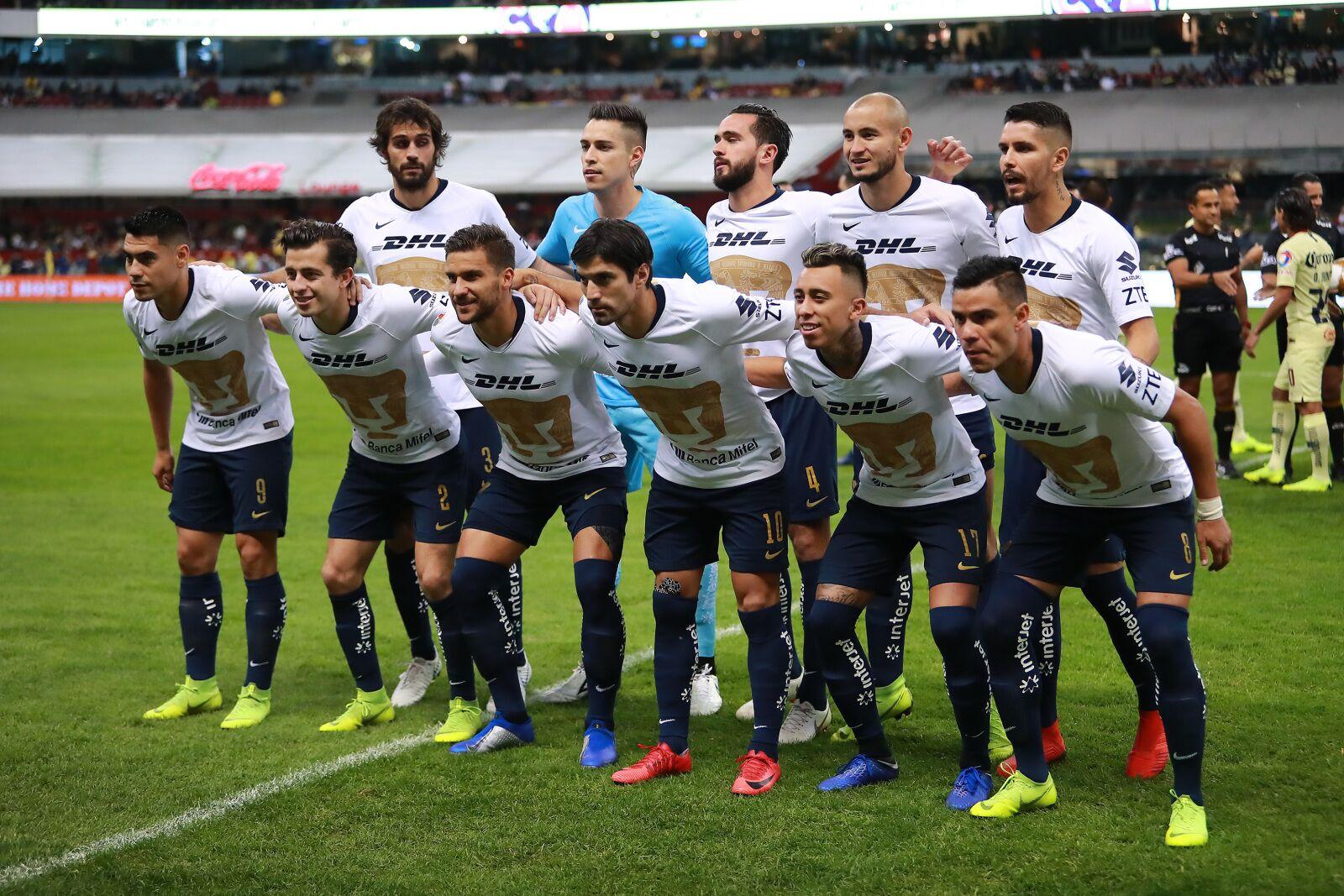 c18cee52a92 Liga MX  UNAM preparing to take next step in Clausura 2019