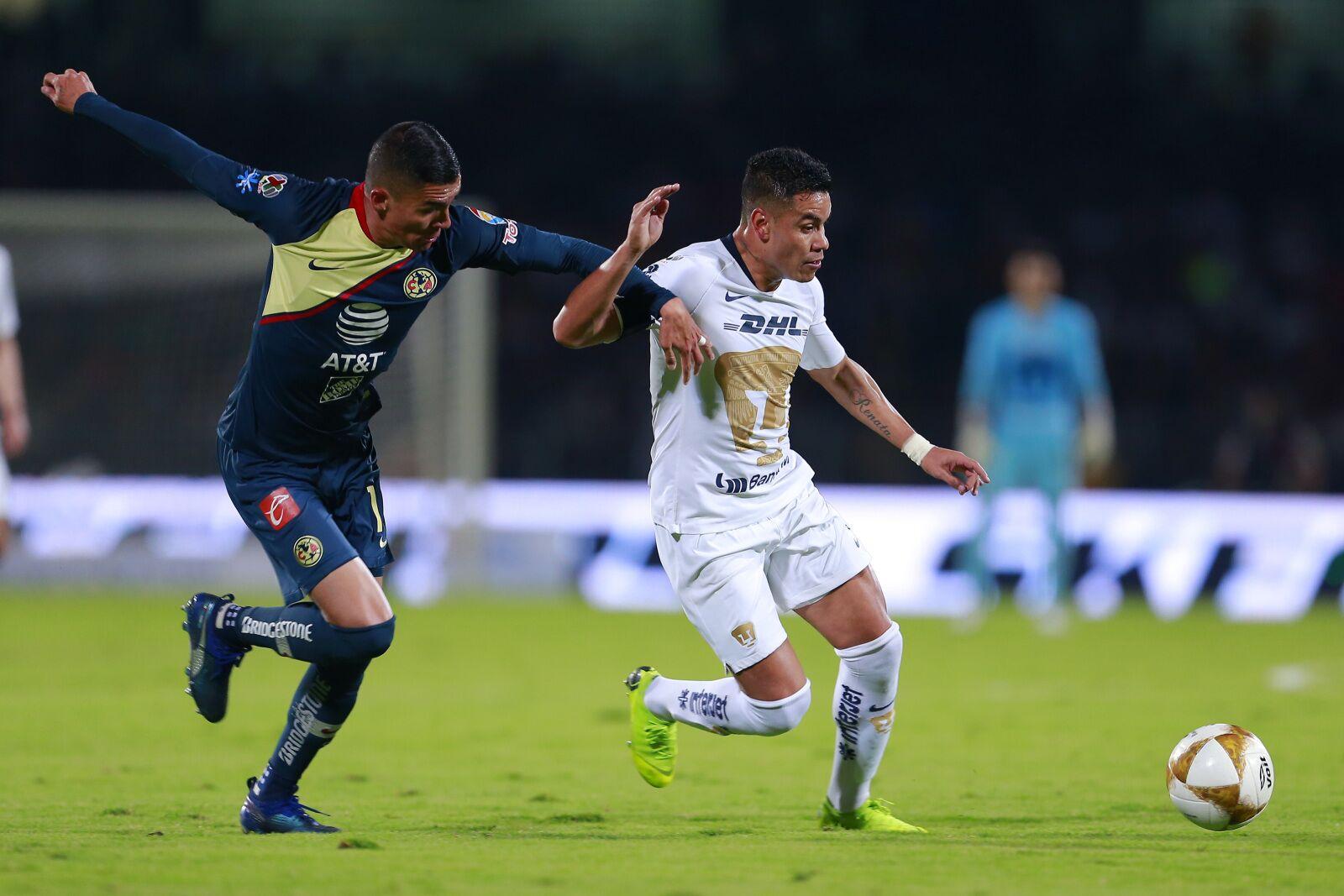 e9526b7f4 Liga MX  Player rankings for América-Pumas semifinal thriller