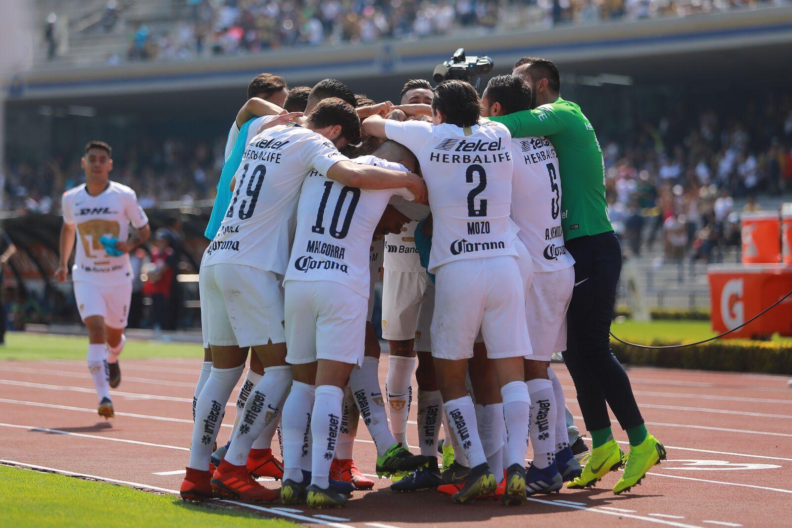 Matchday 5  Ten-man Pumas equalize visiting Rayados late 1647d1d77959c
