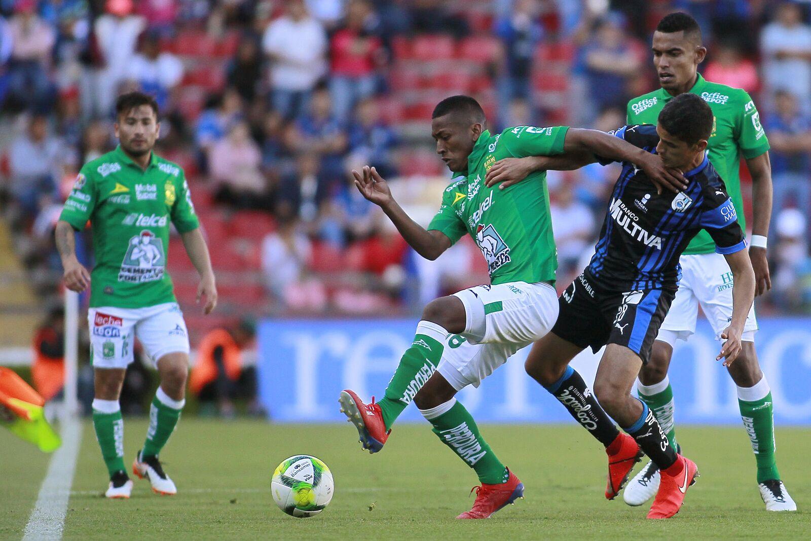 Week 6: League-leading Queretaro welcomes inconsistent Leon