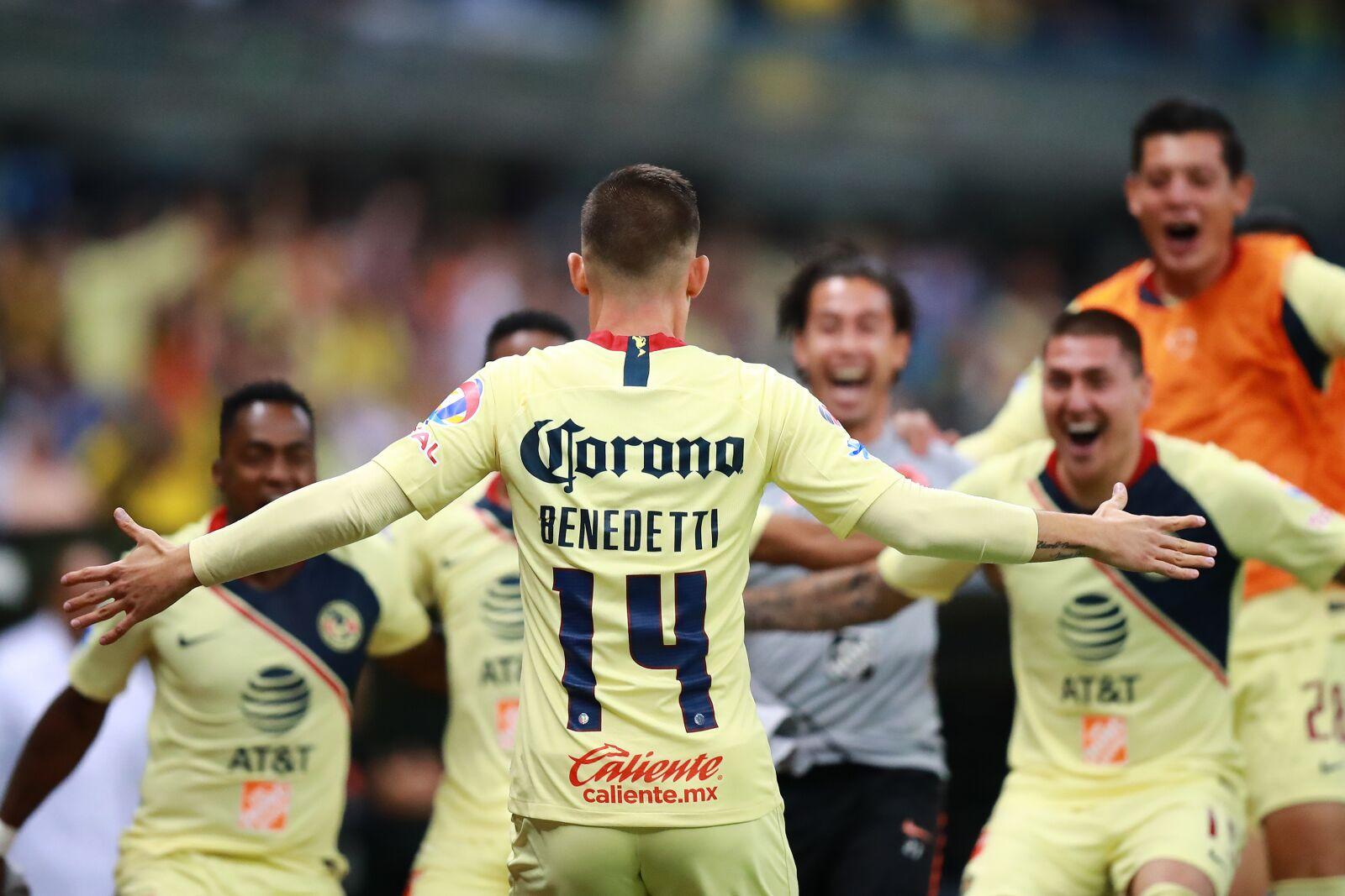 32fbad421 Semifinal pairings could produce Clásico Capitalino Final