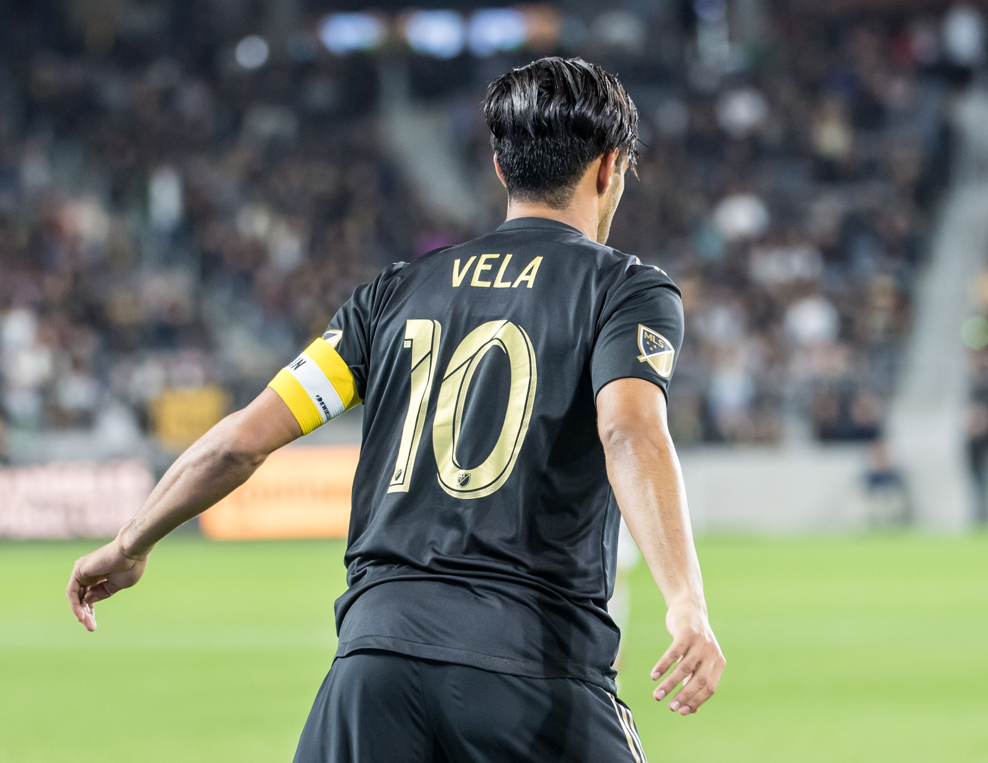 Carlos Vela Named Captain Of Mls All Stars For Second Time