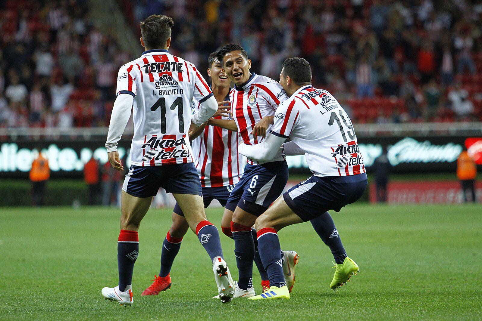 Chivas overcome feisty Atlético San Luis to force Super Clásico ddfde4906bf7c