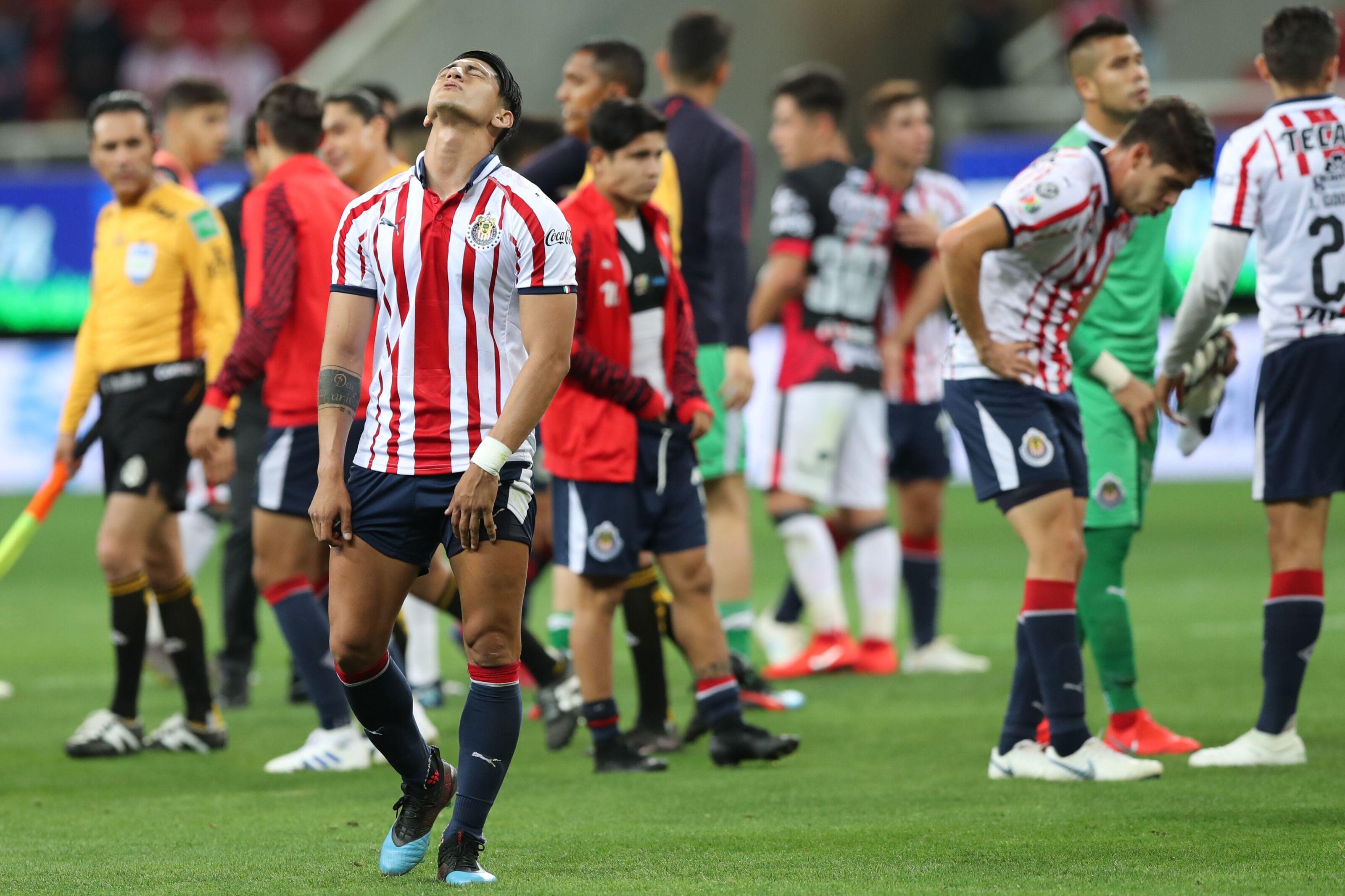 6c18f82ab Lobos BUAP move up 3 spots after embarrassing Chivas