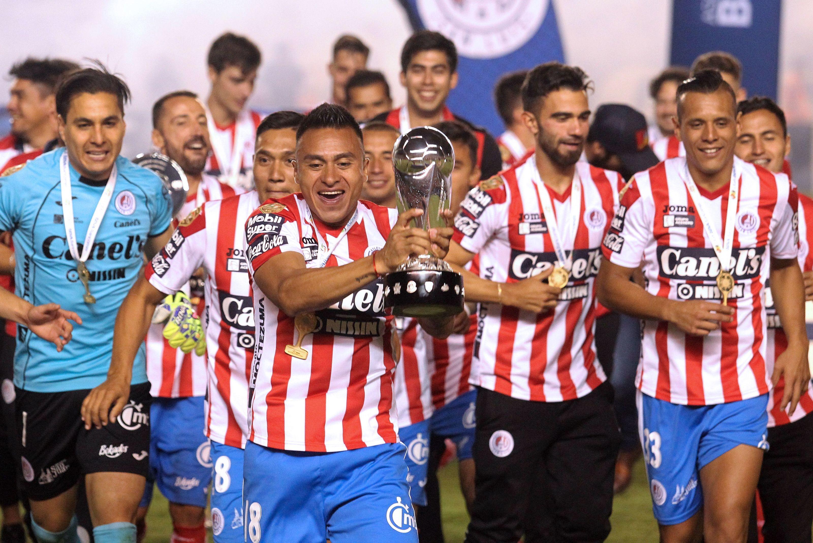 'Rojiblancos' and 'Maquina Azul' color the Liga MX offseason