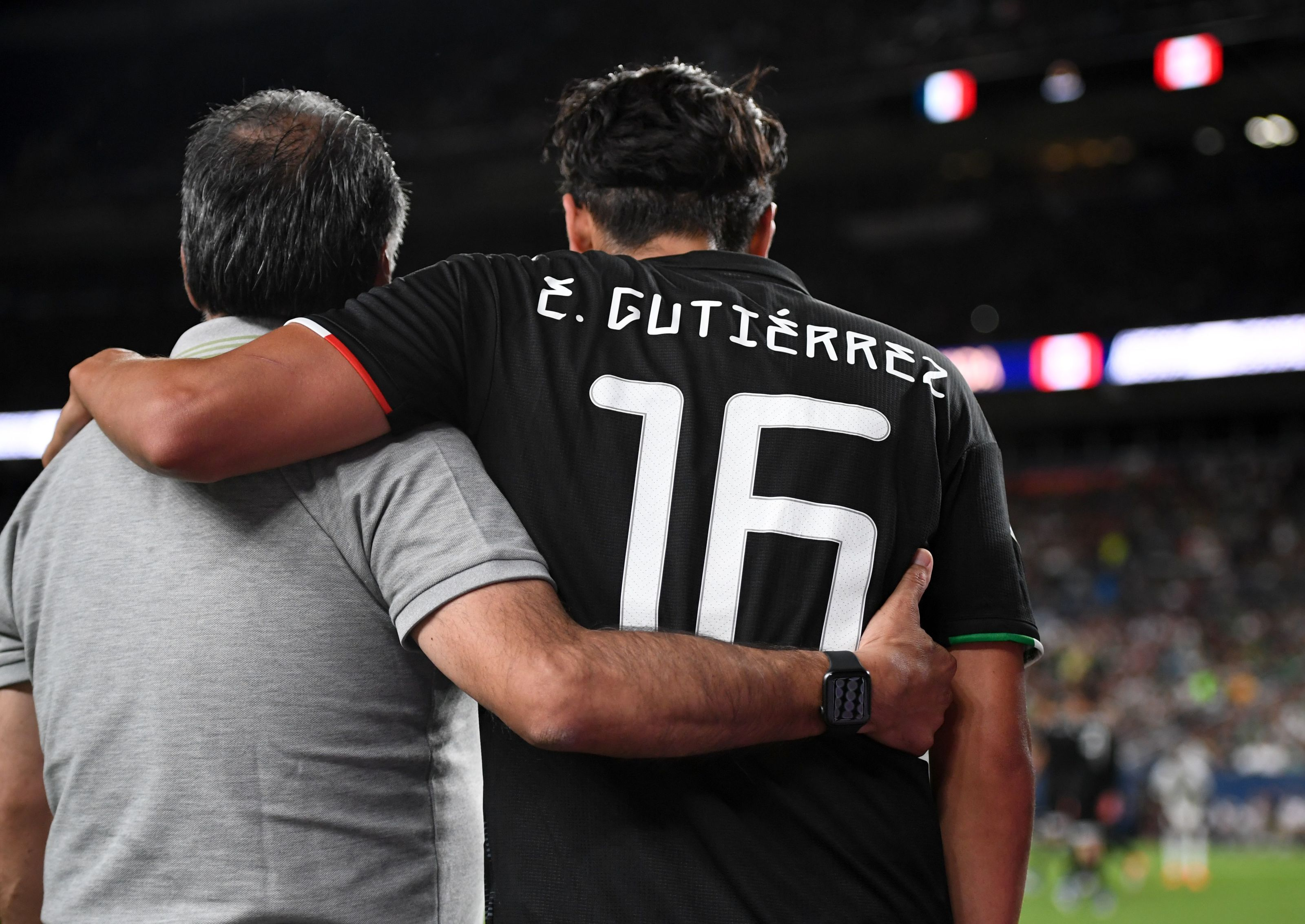 Another injury whittles down Team Mexico roster even further