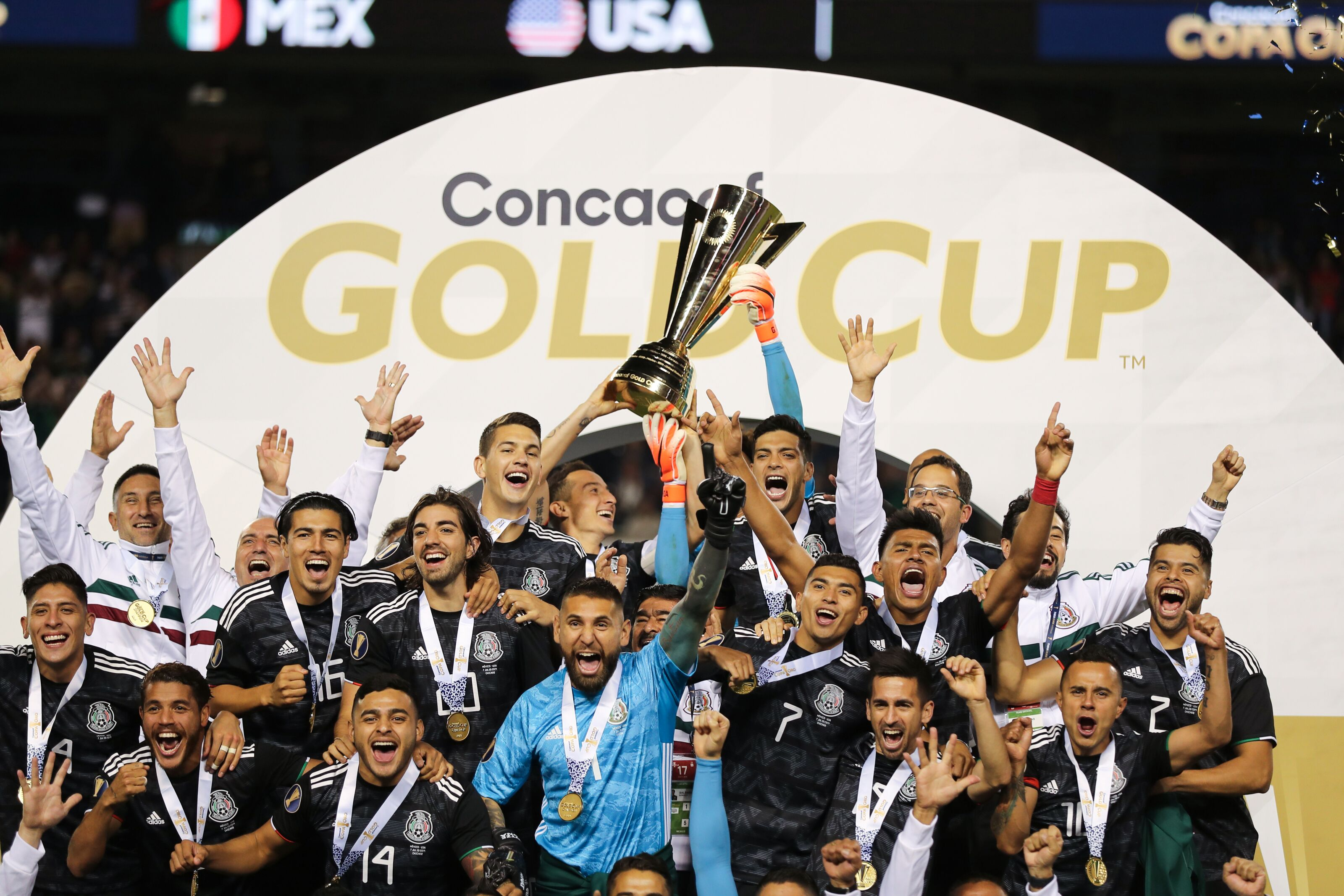 Jona delivers as El Tri slips past Team USA in Gold Cup final