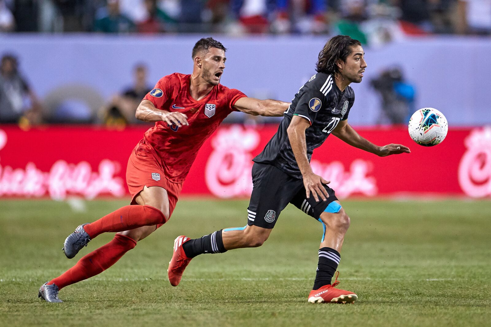 After Gold Cup triumph for El Tri, will Europe be beckoning?