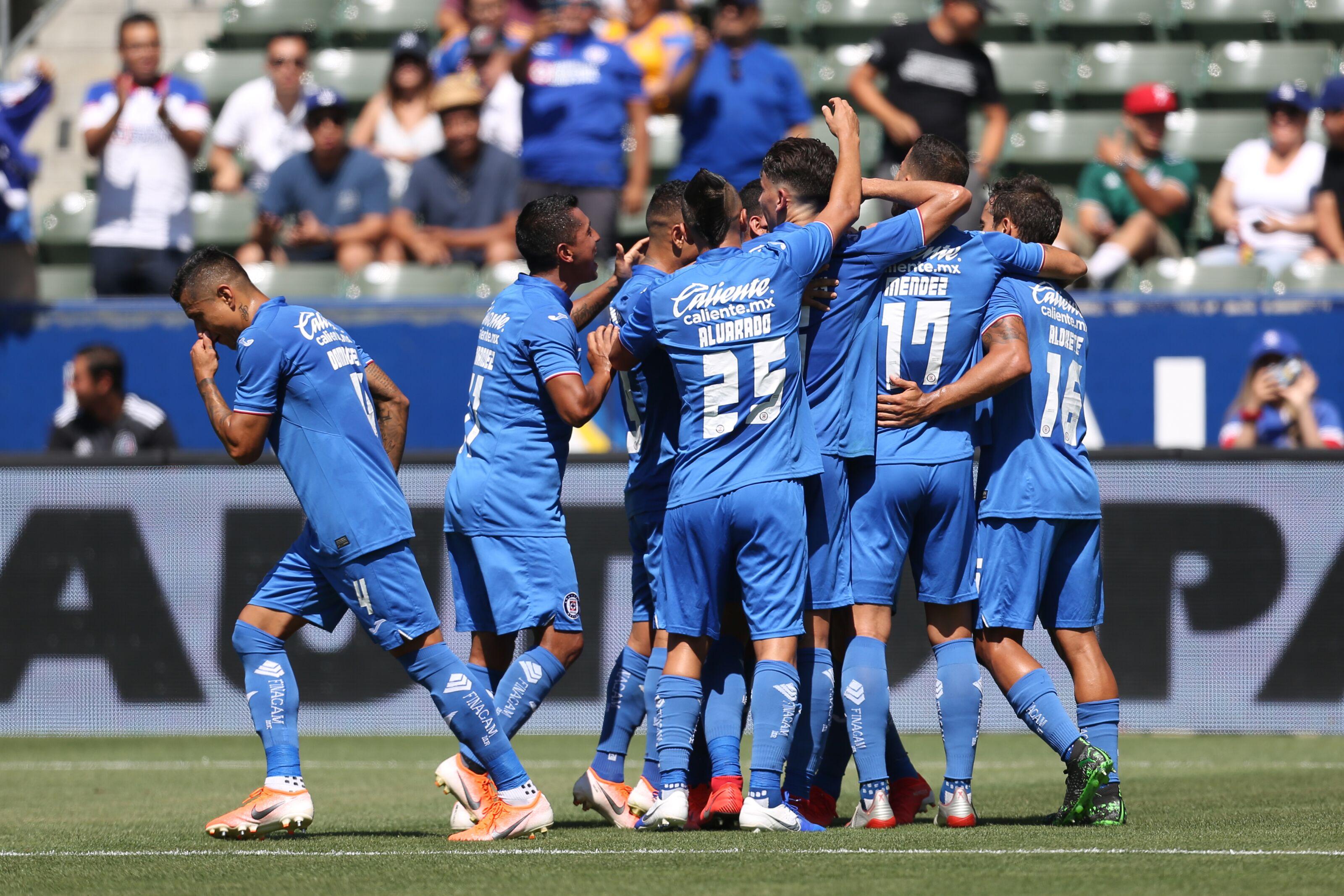 Cruz Azul claims first trophy of season in SuperCopa finale