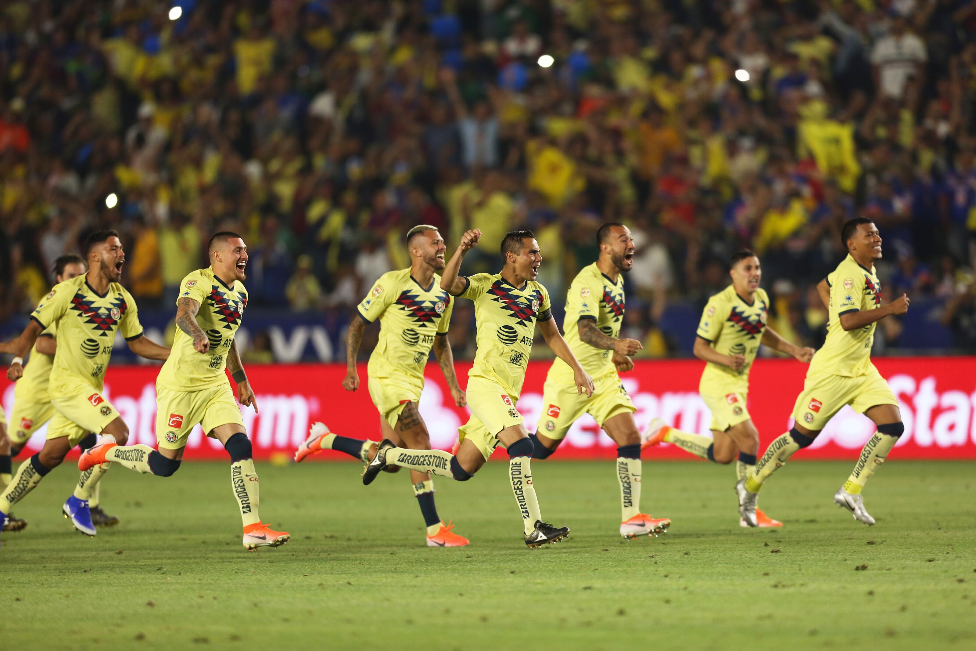 'Marche' kicks América past Tigres in Champions Cup shoot-out