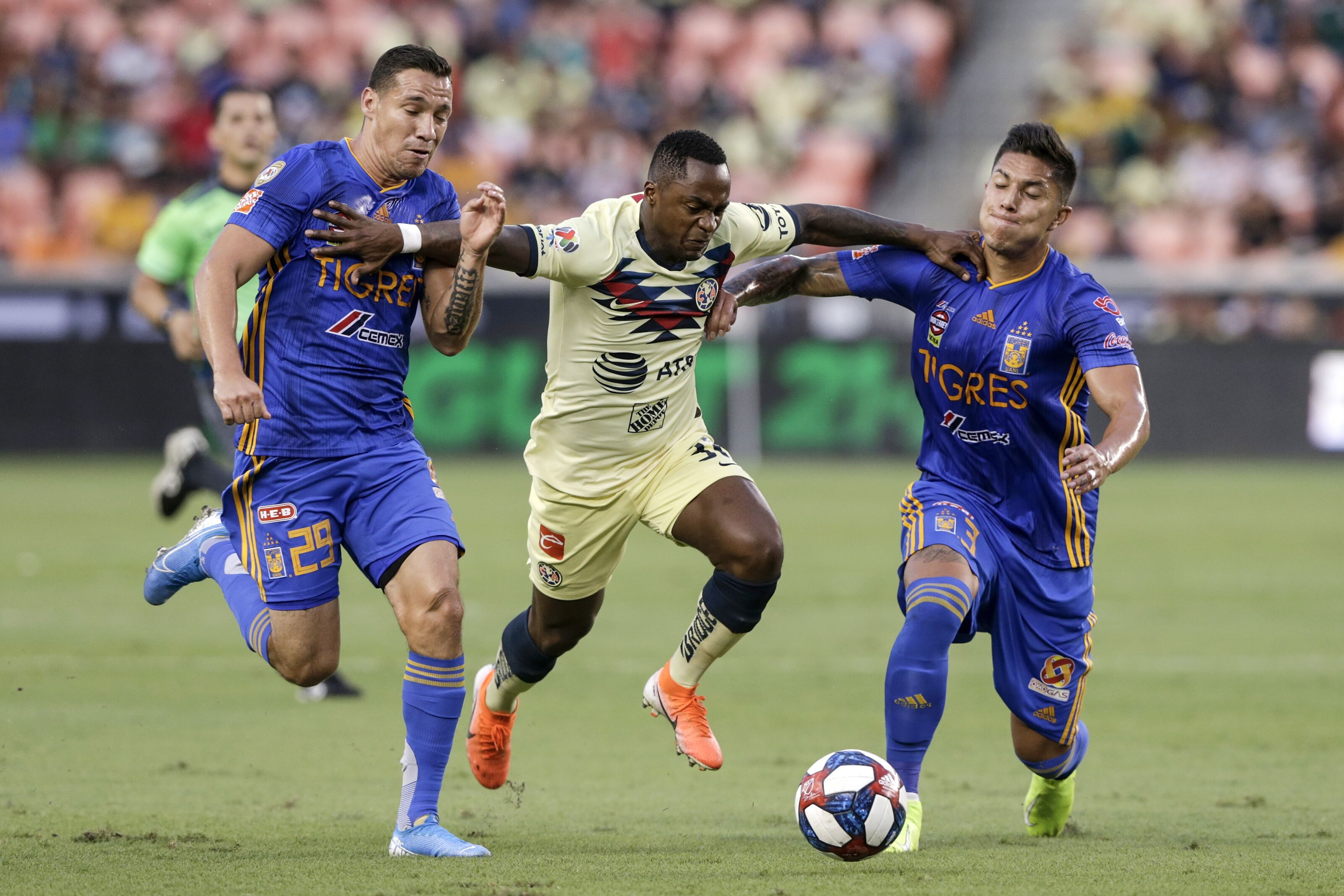 Matchday 6: Yawn … just another Tigres-América match to watch