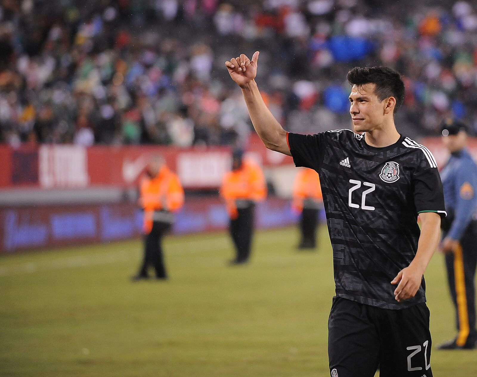 Macías, Herrera, Lozano lead Mexico to easy Nations League win