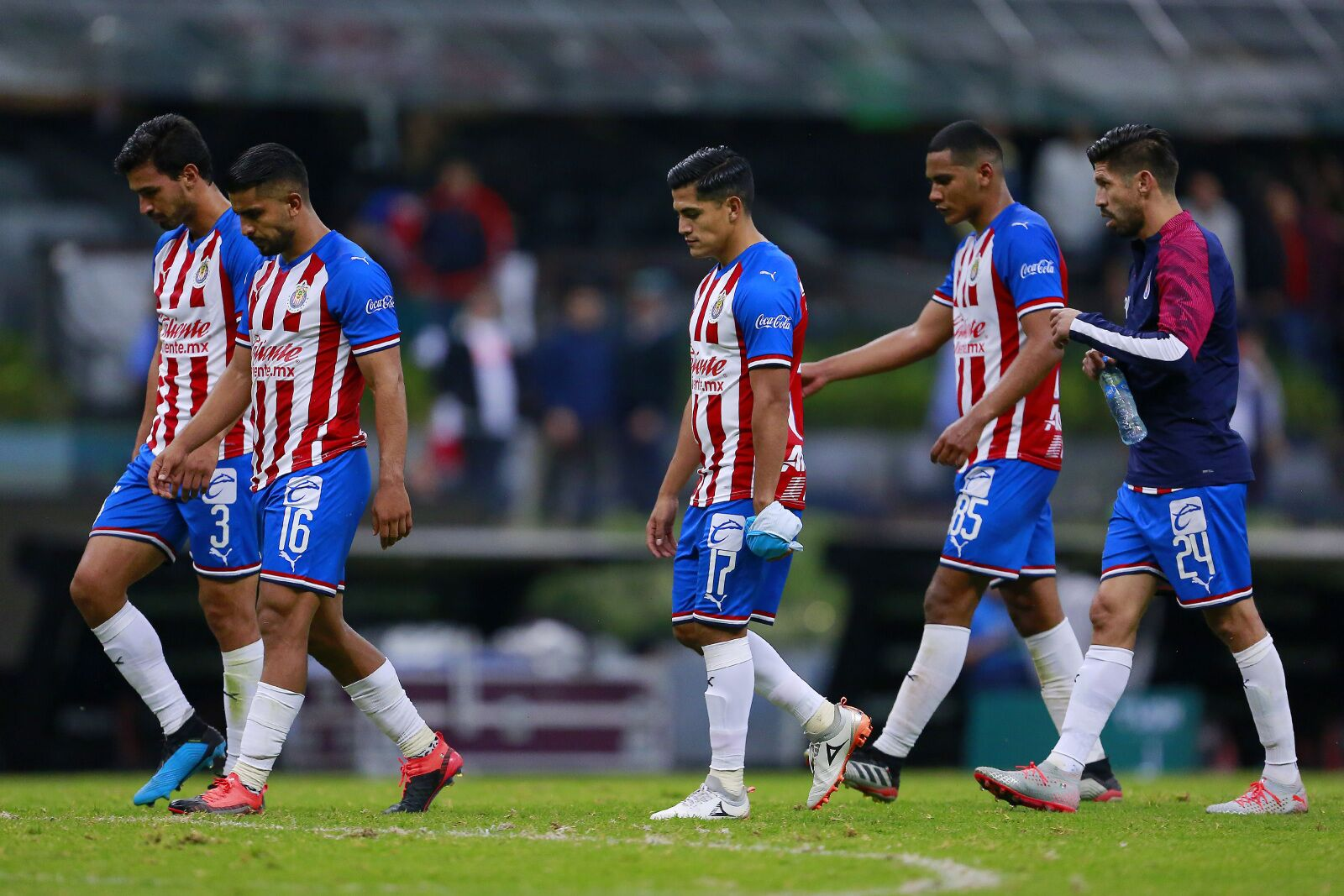 Chivas front office maneuvers continue during lost season