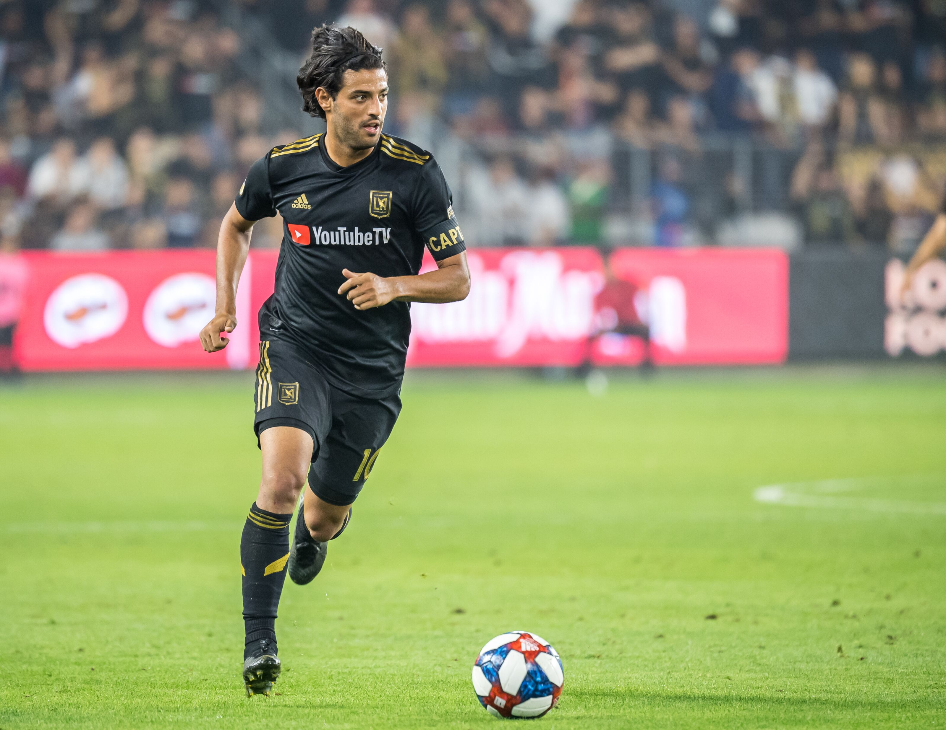 Carlos Vela returns to Mexico but with LAFC