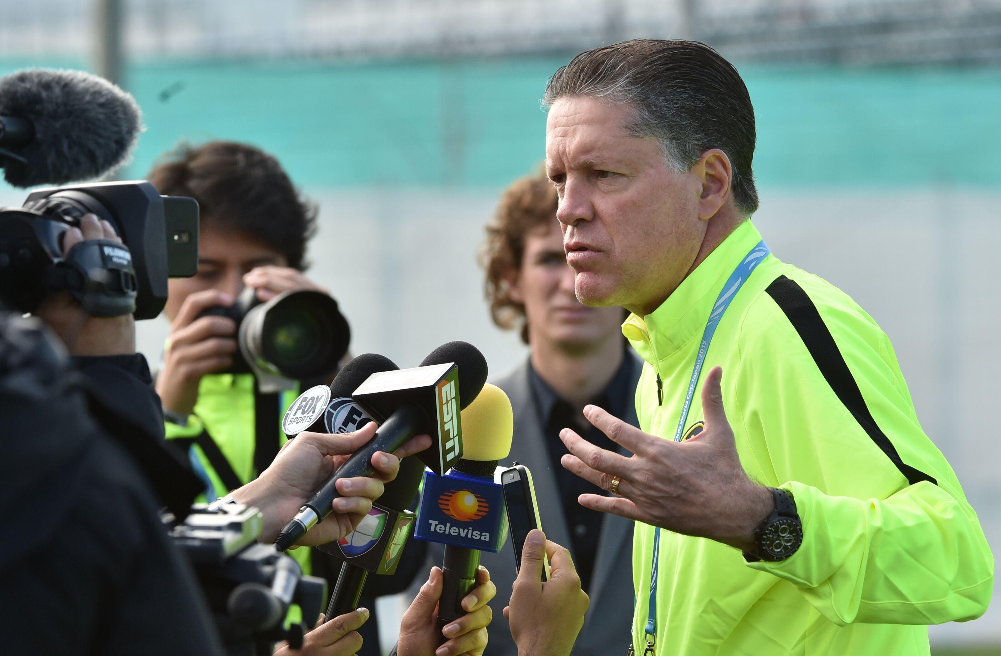 Chivas get their man: Ricardo Pelaez is new sporting director