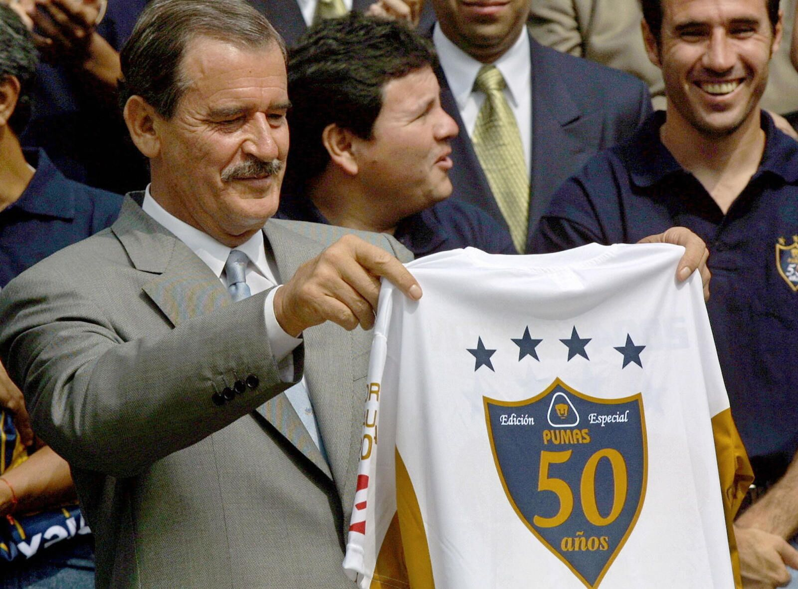 From the Vault: 15 years ago, UNAM Pumas were top of the class (I)