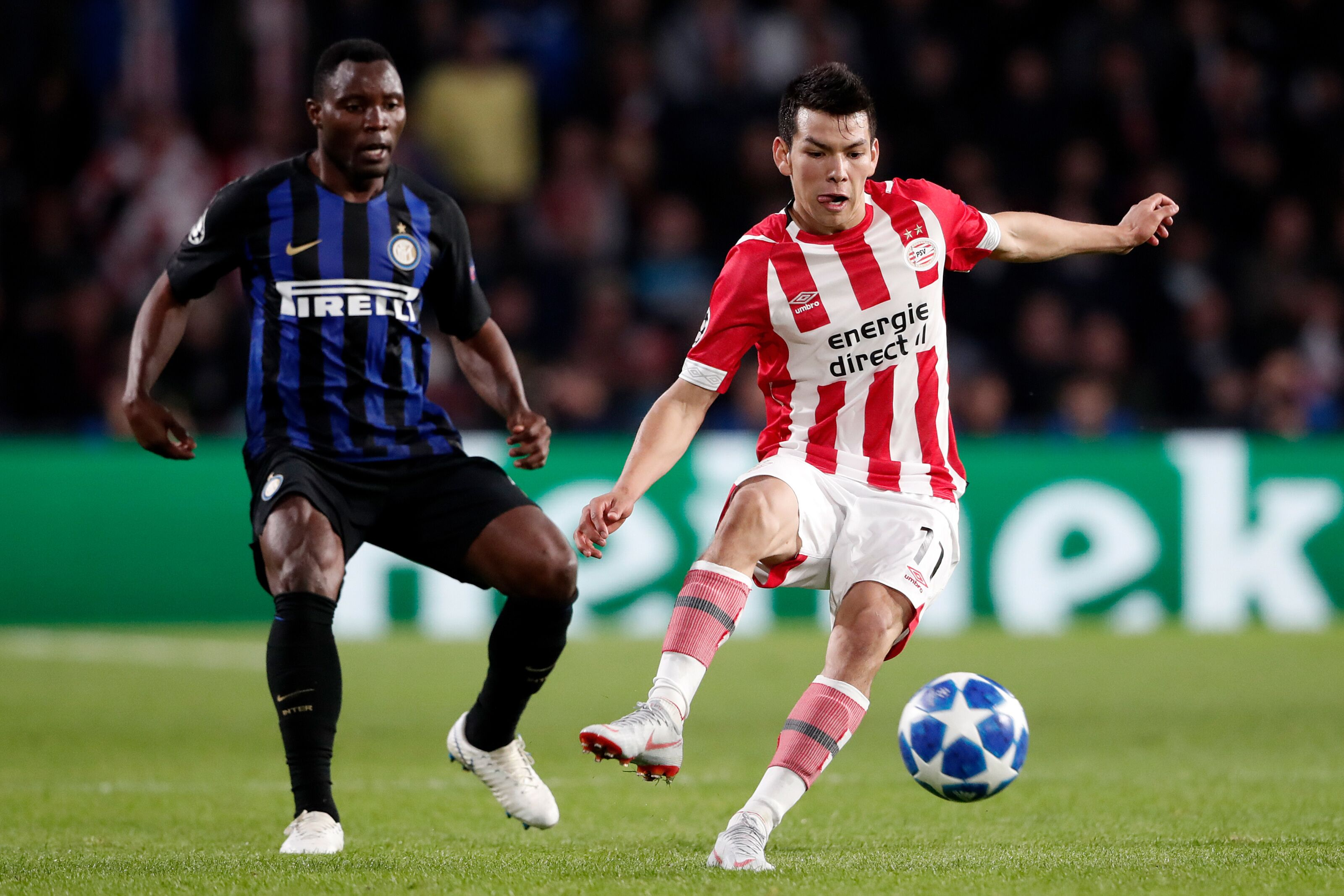 El Tri in UEFA Champions League: Mixed results in Matchday Two