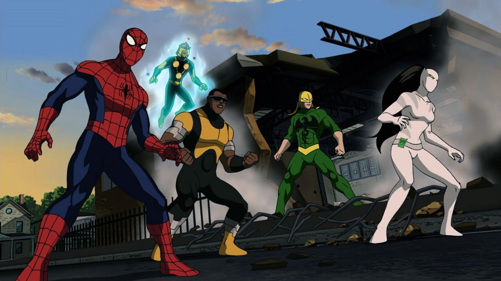SpiderMan TV series  Disney Wiki  FANDOM powered by Wikia