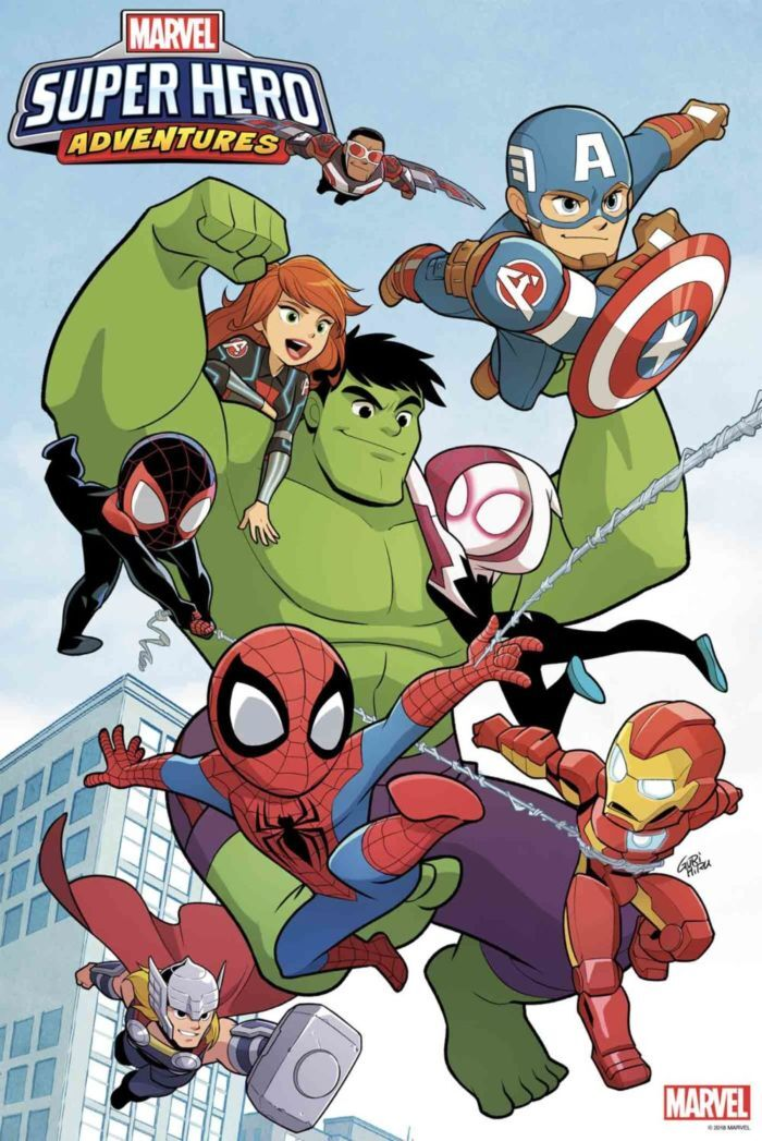 Marvel Malvorlagen Marvel Superhero The Marvel Super: Marvel Announces Marvel Super Hero Adventures