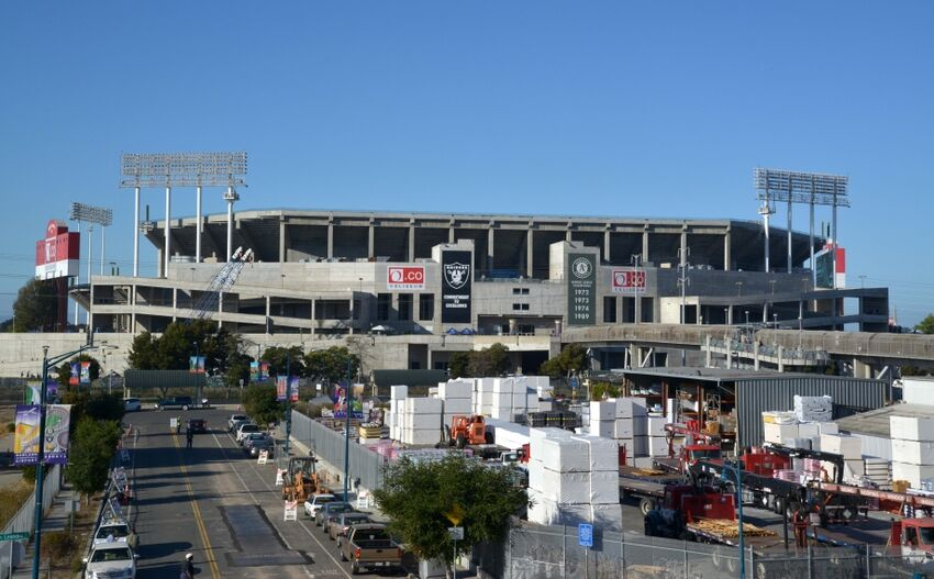Oakland Athletics Roundup Raiders Lose Relocation Bid