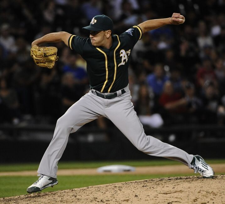 The Oakland Home Of Patrick Printy: Oakland Athletics Lose Pat Venditte, But It Helps Team