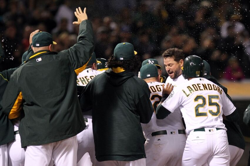 oakland athletics story and hrm A true based story, moneyball is a movie for anybody who has ever visualised of  an account of the oakland athletics baseball  hrm innovation and competitive.